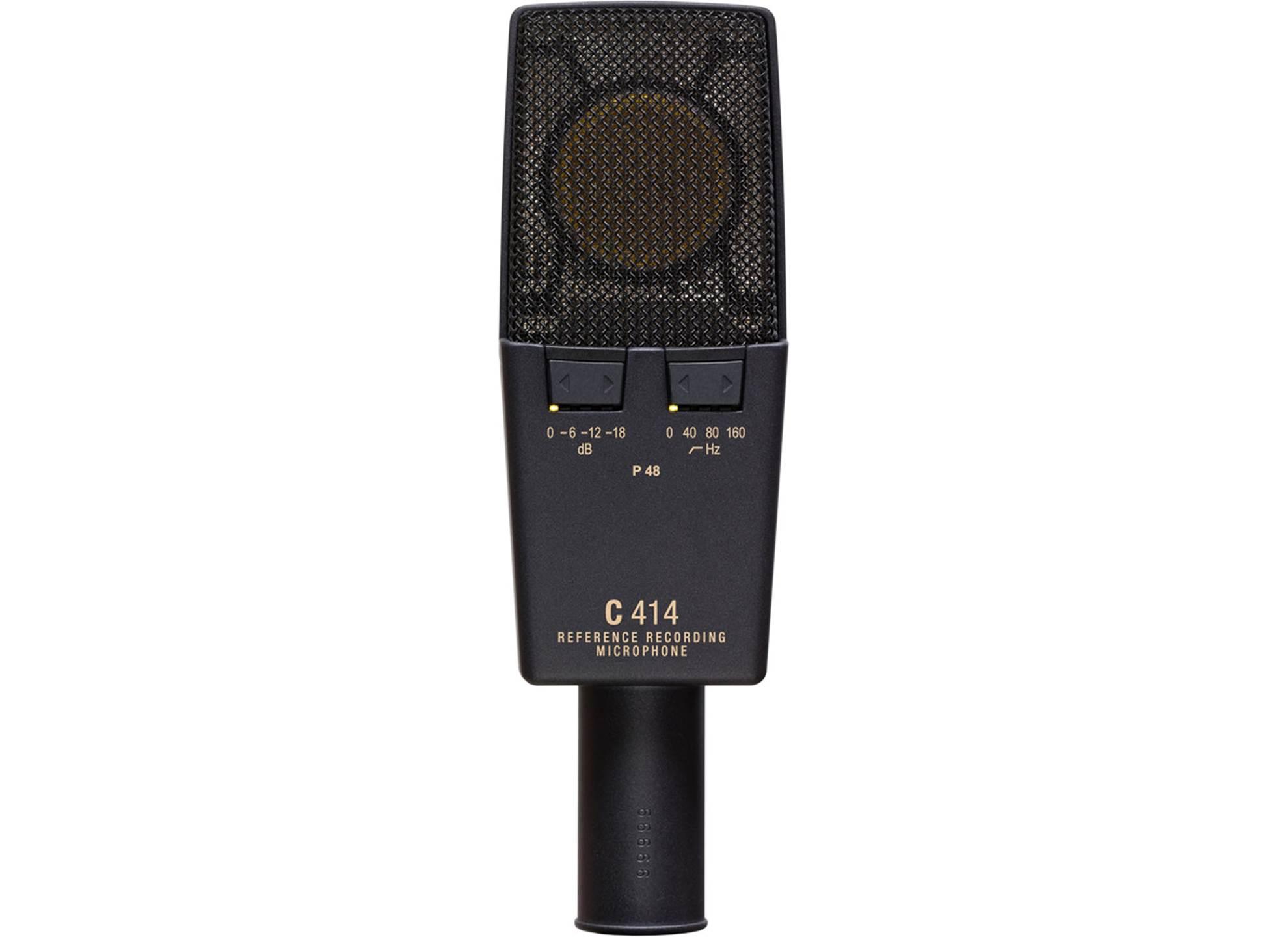 C414 XLII Stereo Set