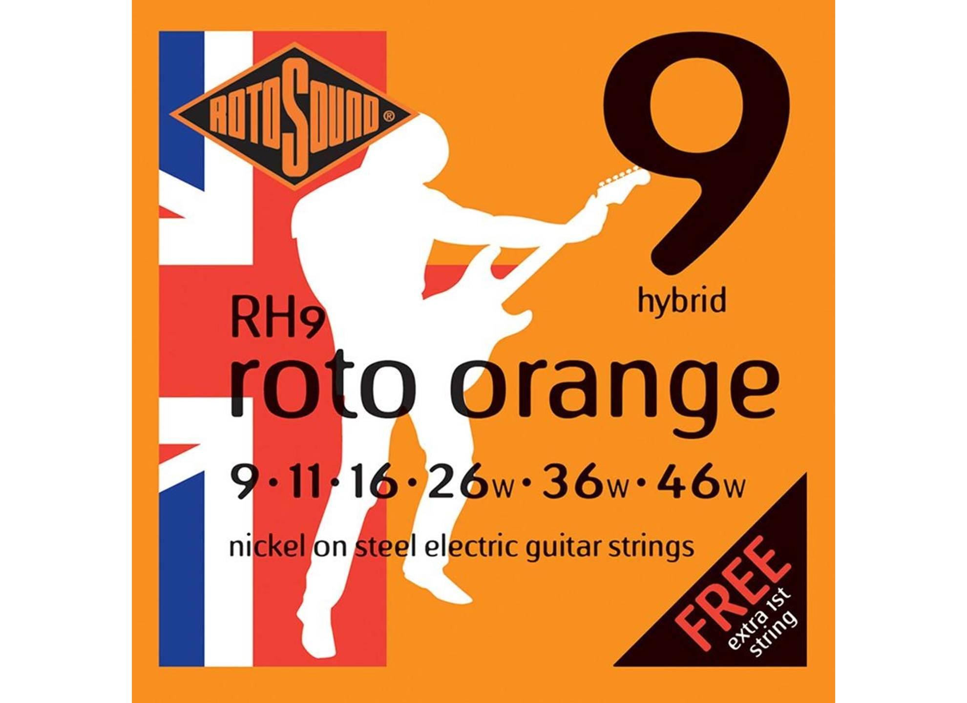 Roto Orange-Hybrid Nickel 9-46