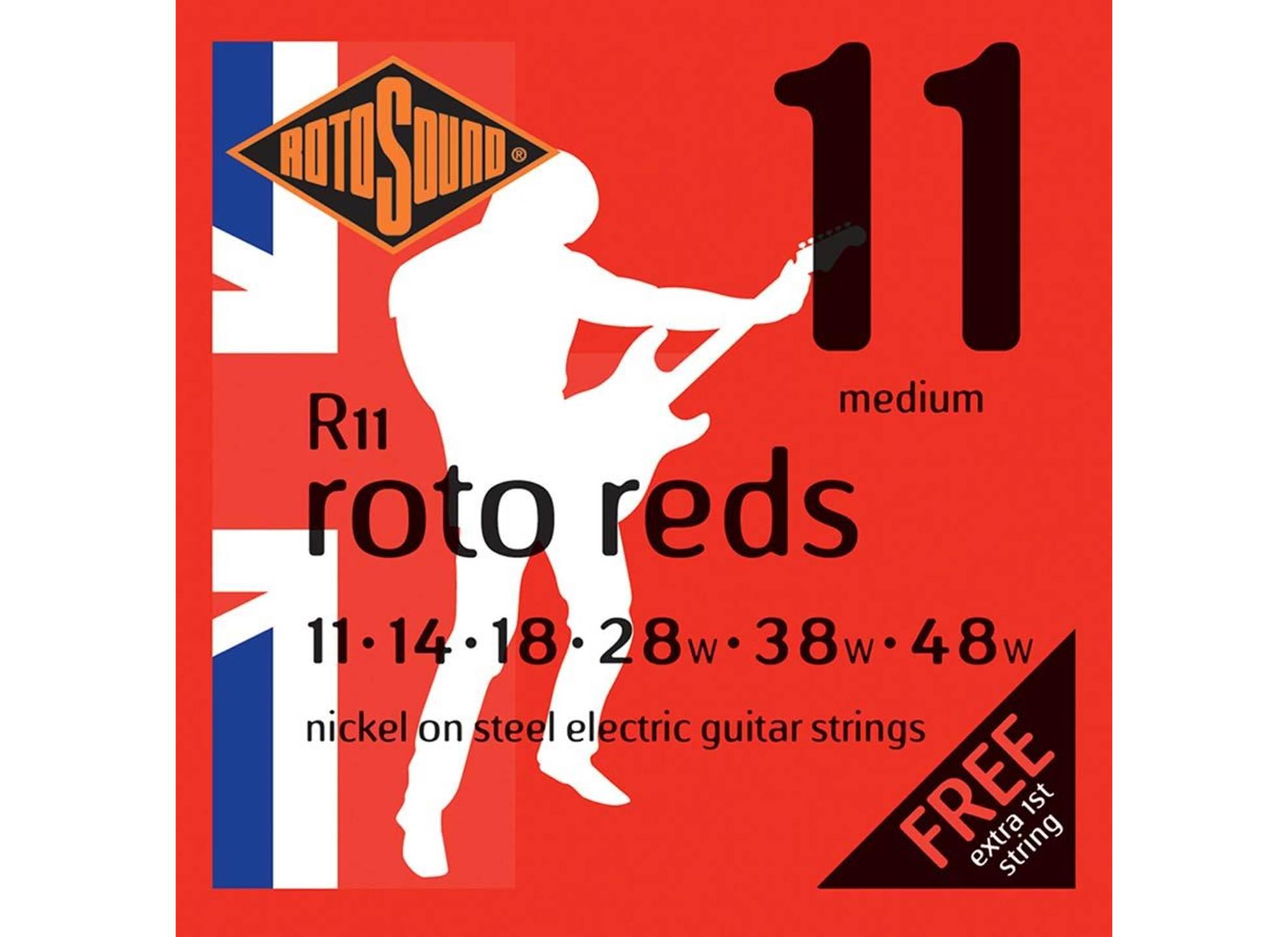 Roto Reds Nickel 11-48