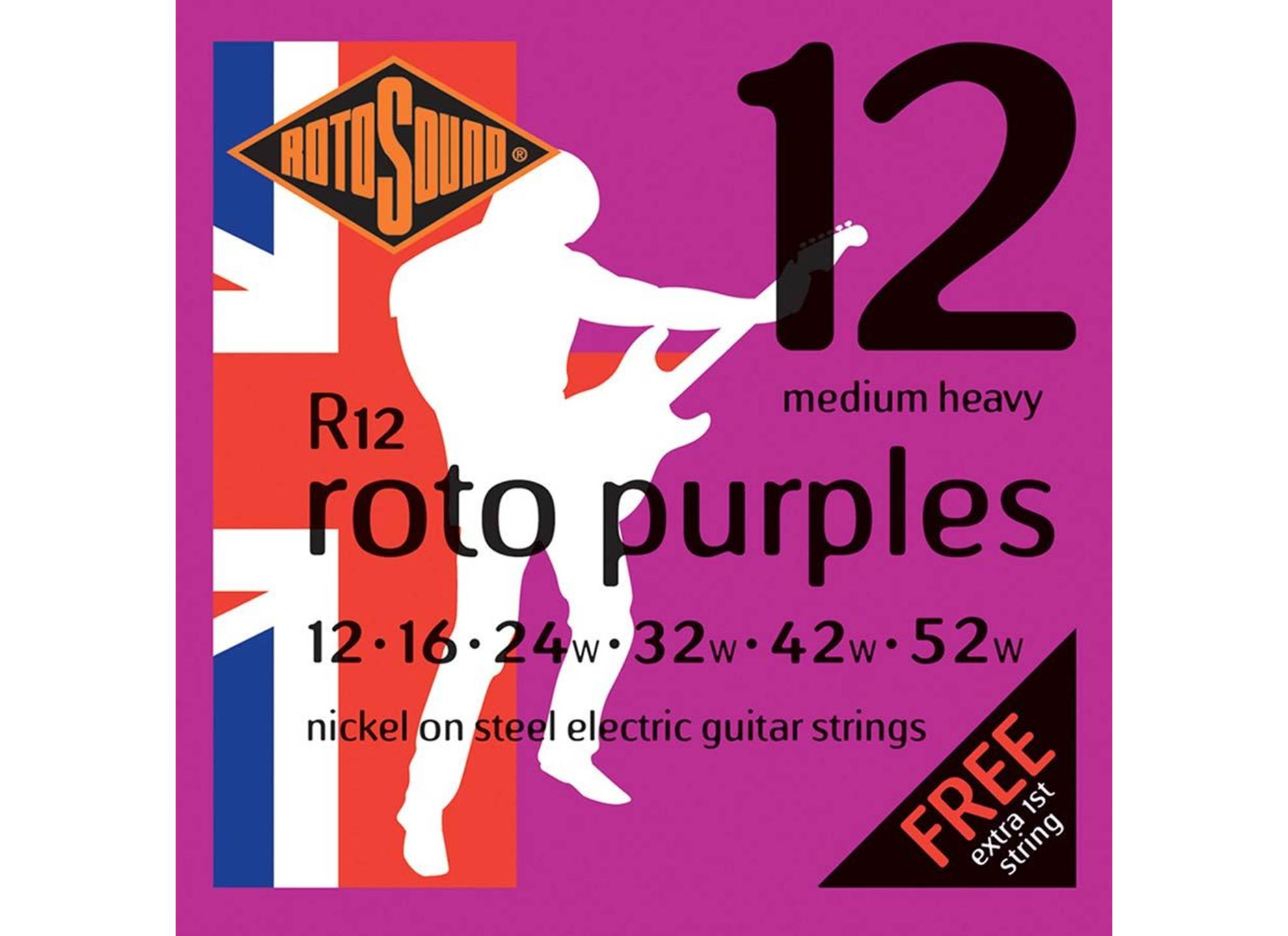 Roto Purples Nickel 12-52