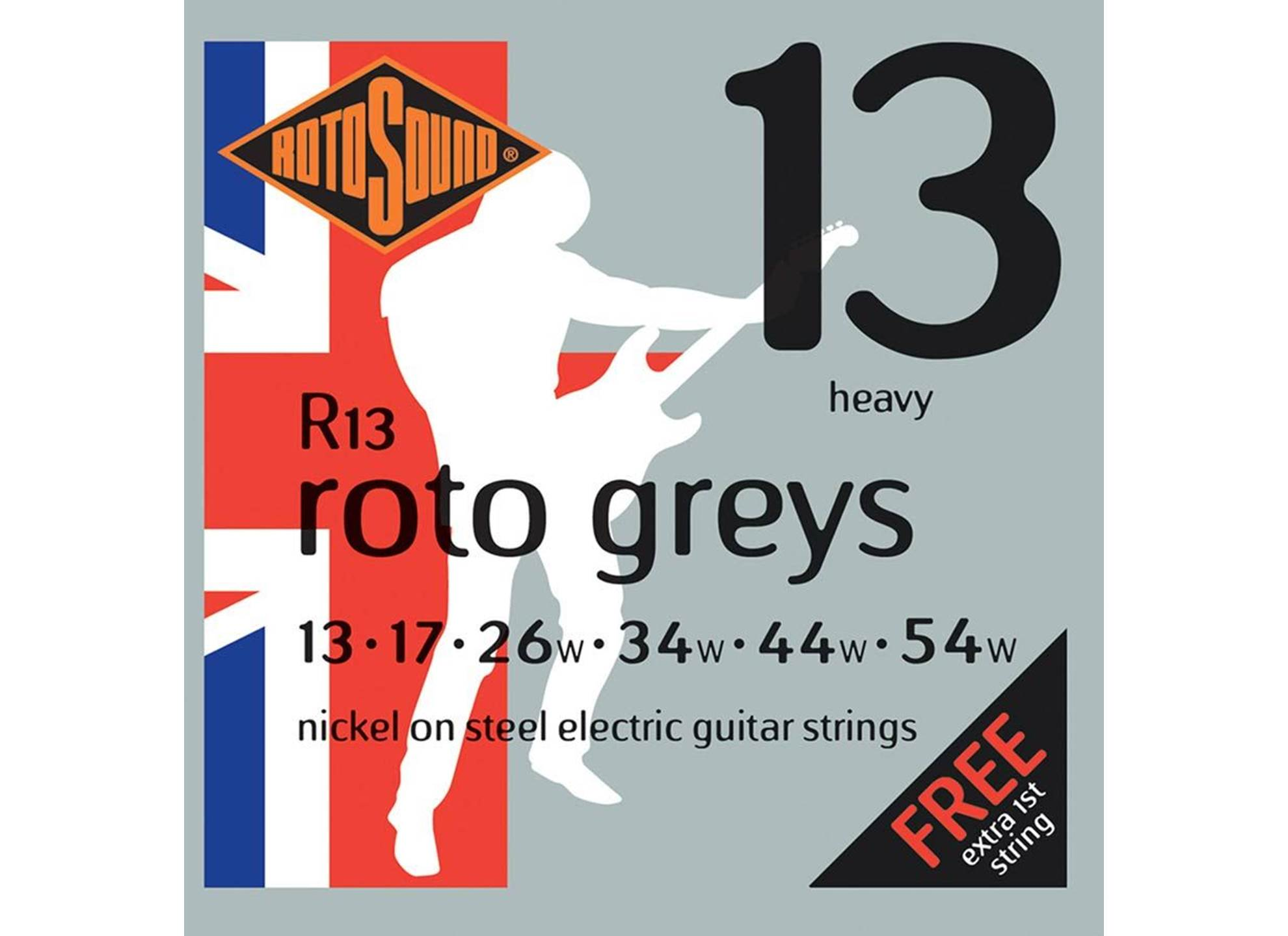 Roto Greys Nickel 13-54