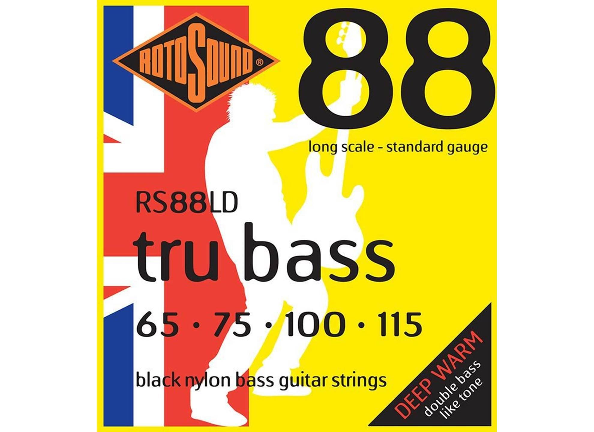 Tru Bass 88 65-115