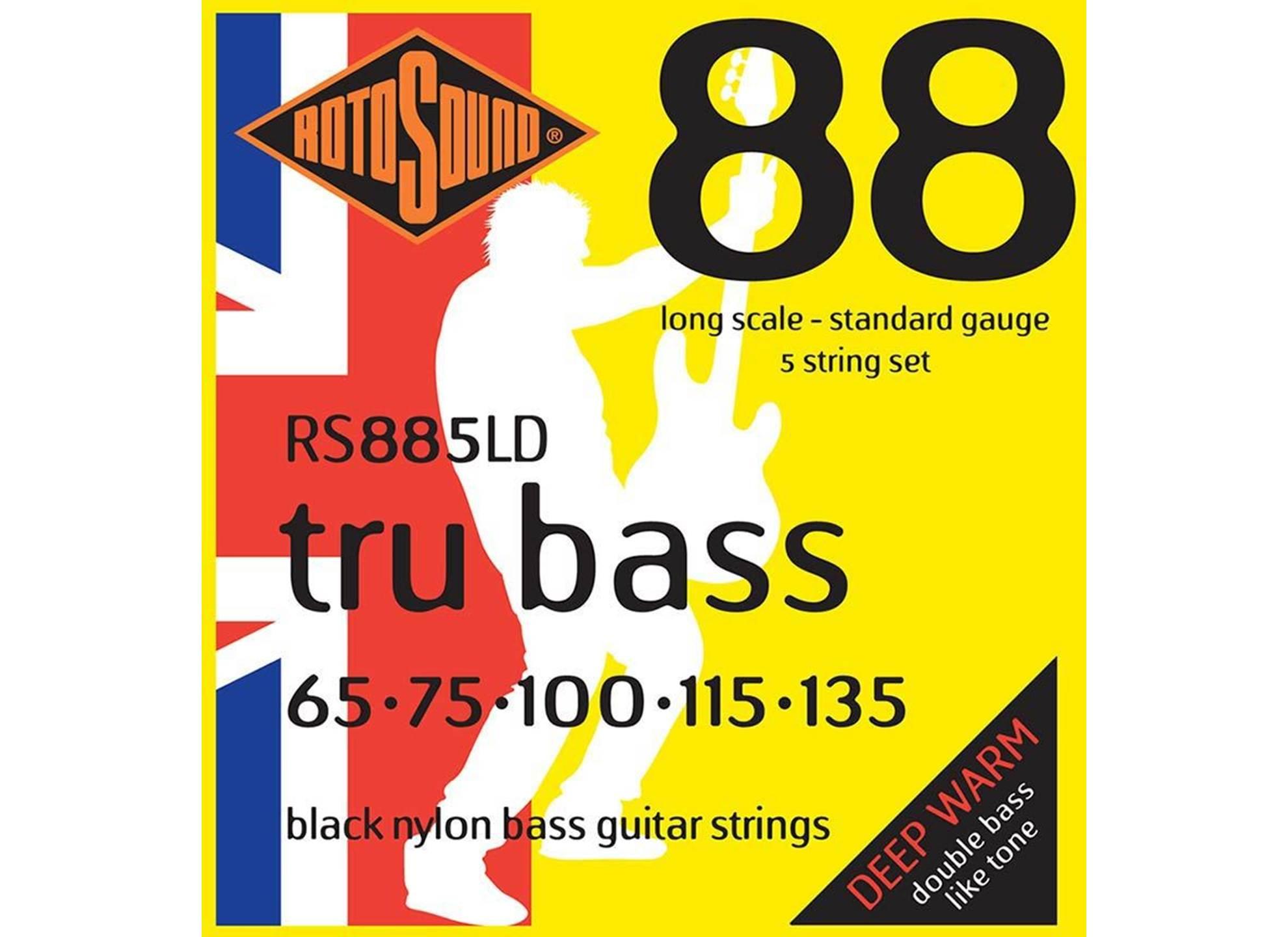 Tru Bass 88-5 65-135