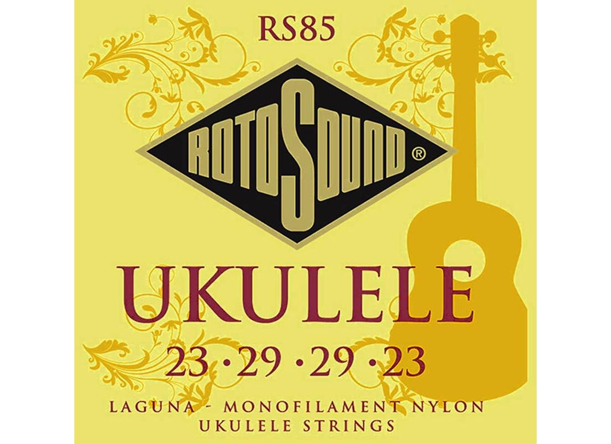 RS85 Ukulele-set