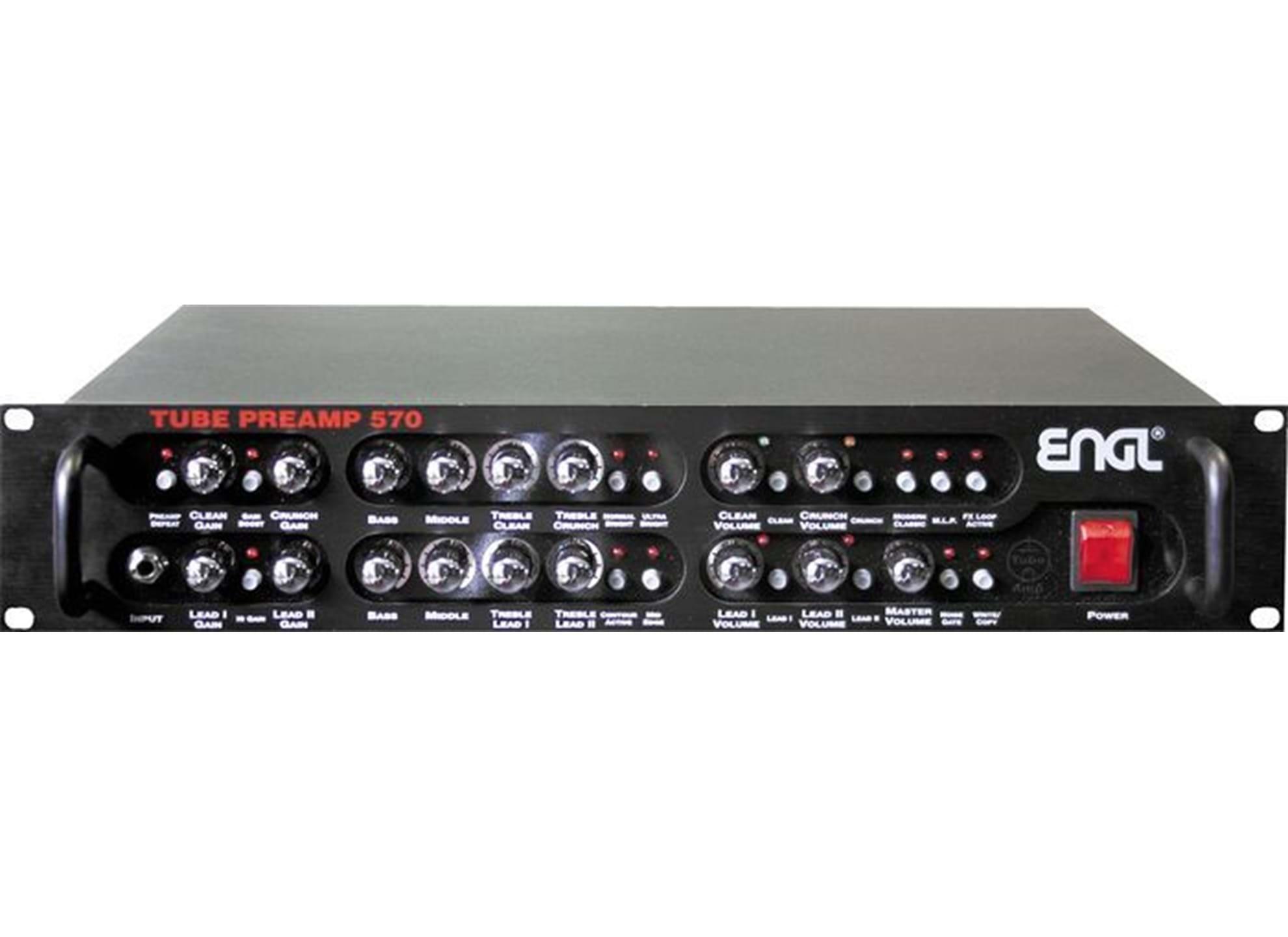 E-570 Special Edition Preamp