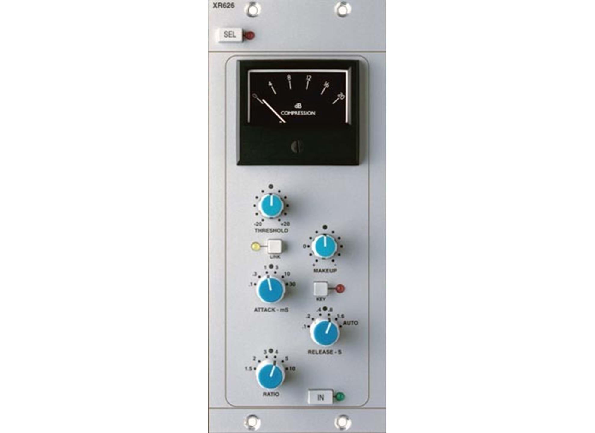 X-Rack Stereo G Compressor Modul
