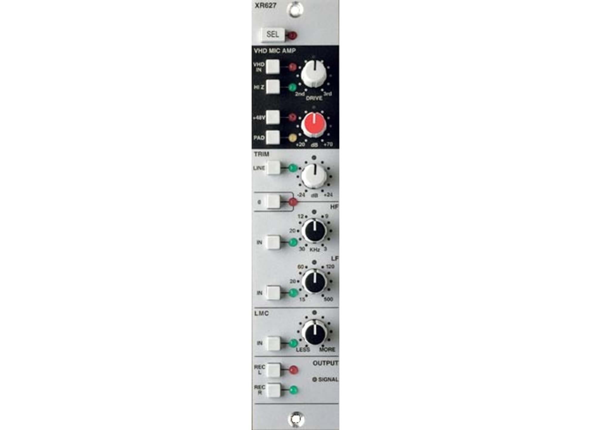 X-Rack VHD Input Modul x LMC