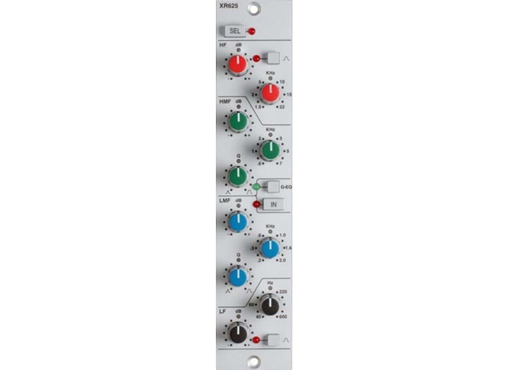 X-Rack EQ Modul
