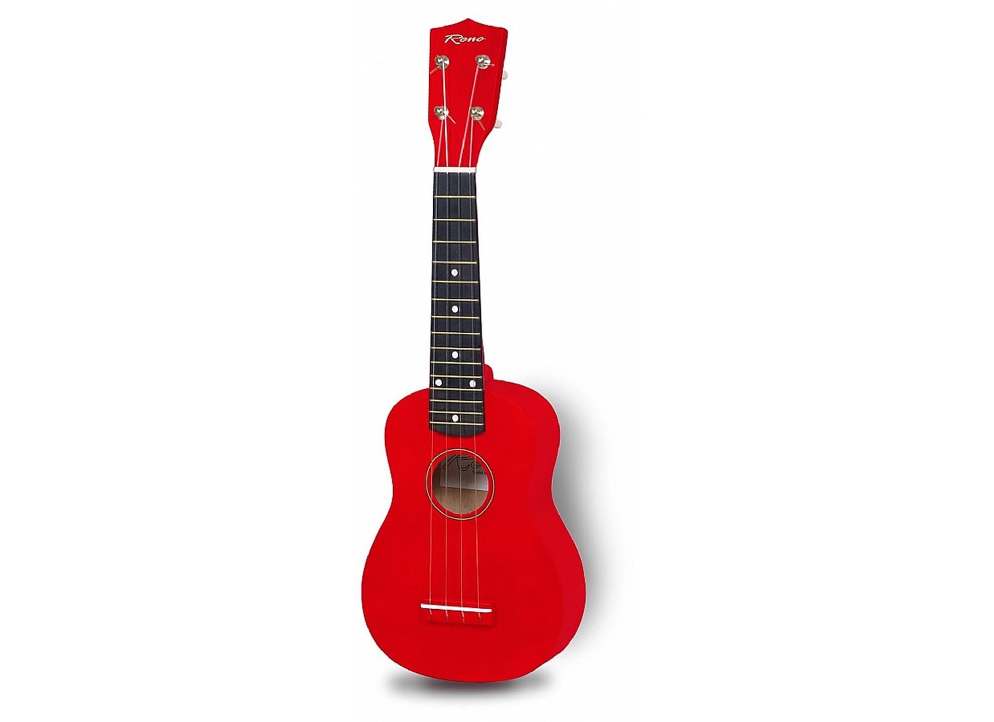 RU150-RED Solid Röd