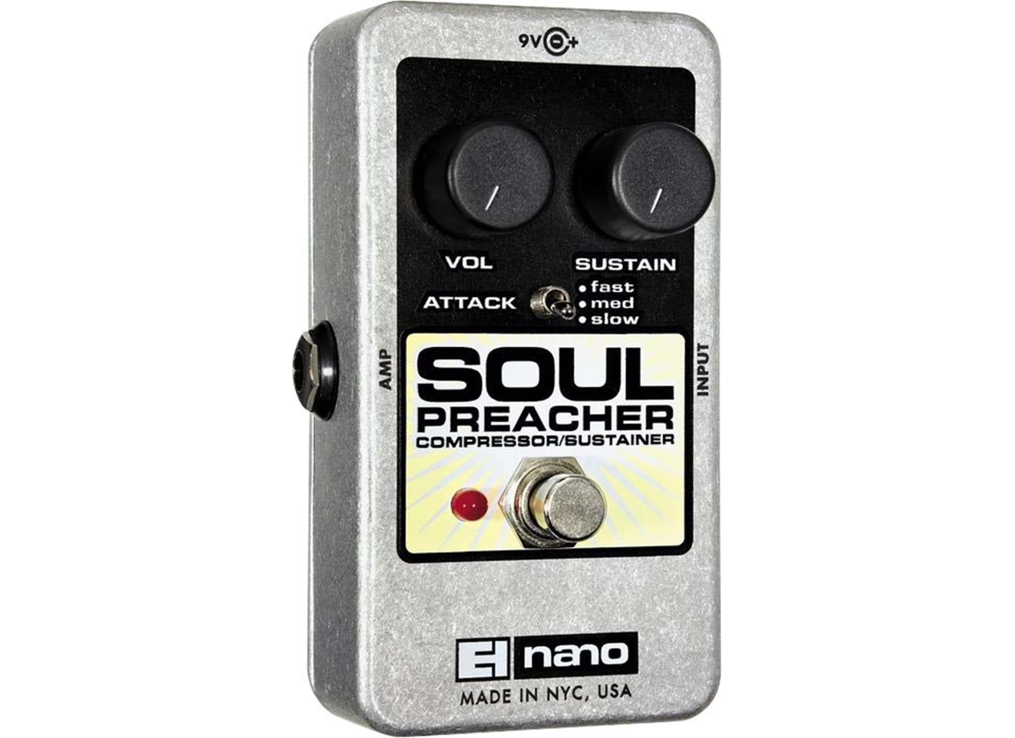 Nano Soul Preacher