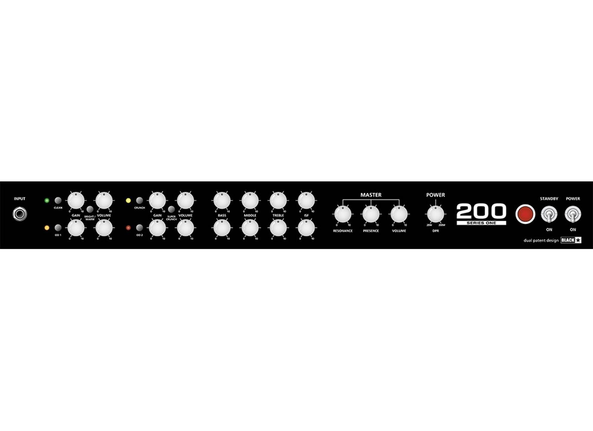 Series One 200 Valve Head