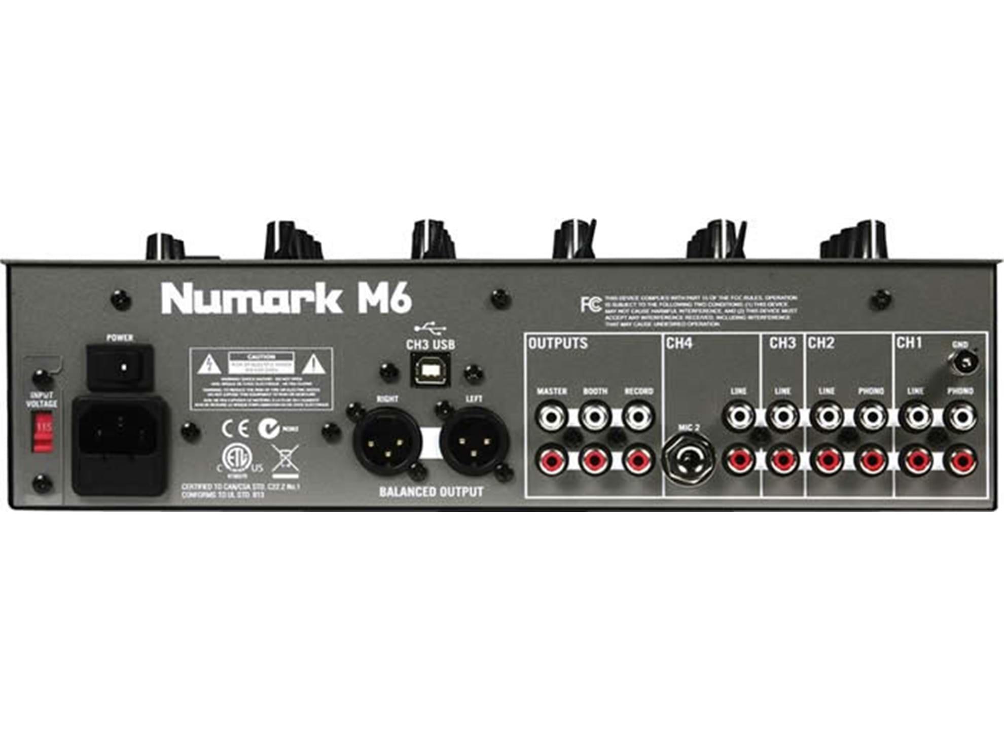 M6 USB