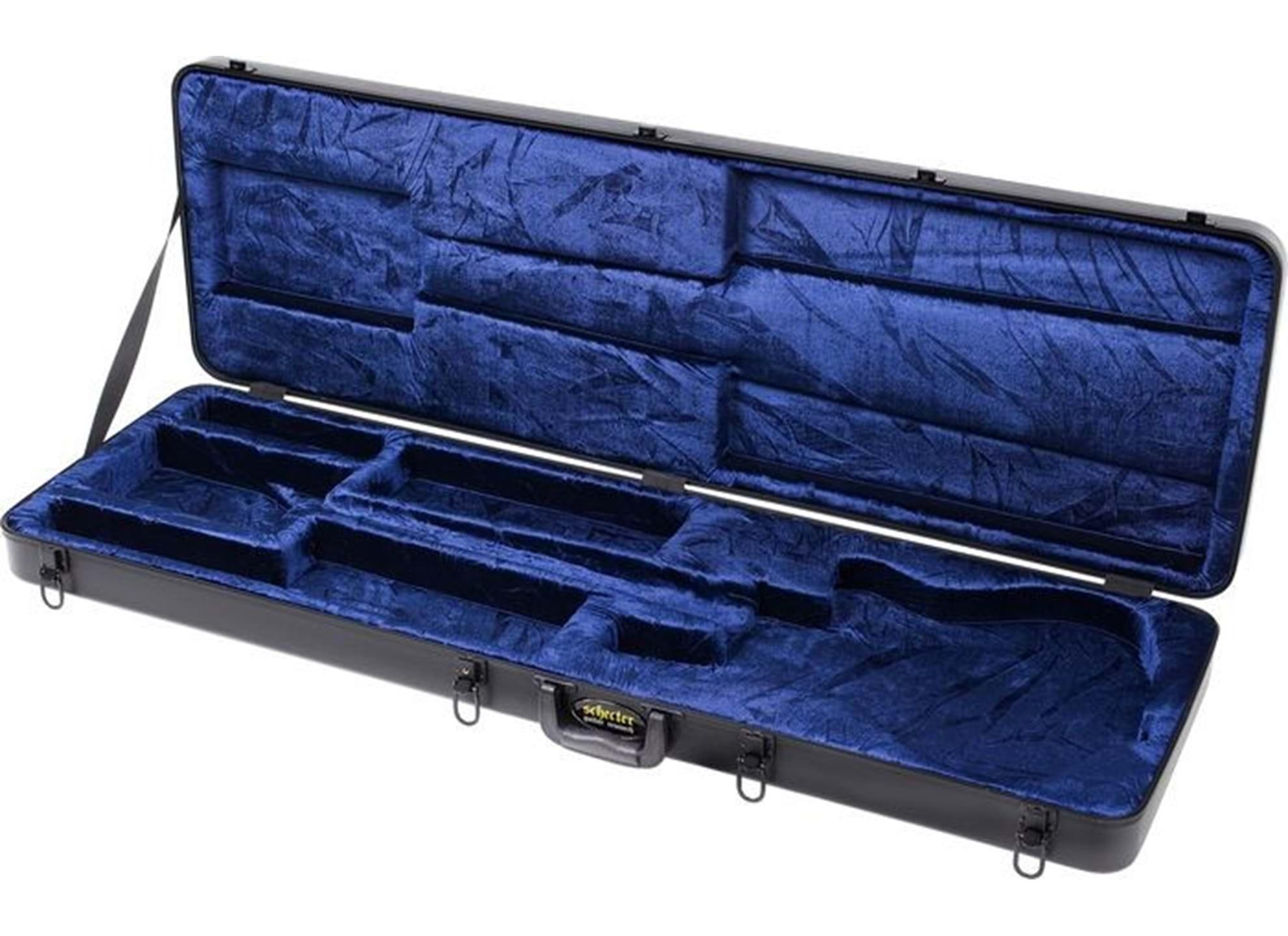 SGR-5SB Electric Bass Case (Stiletto Series)