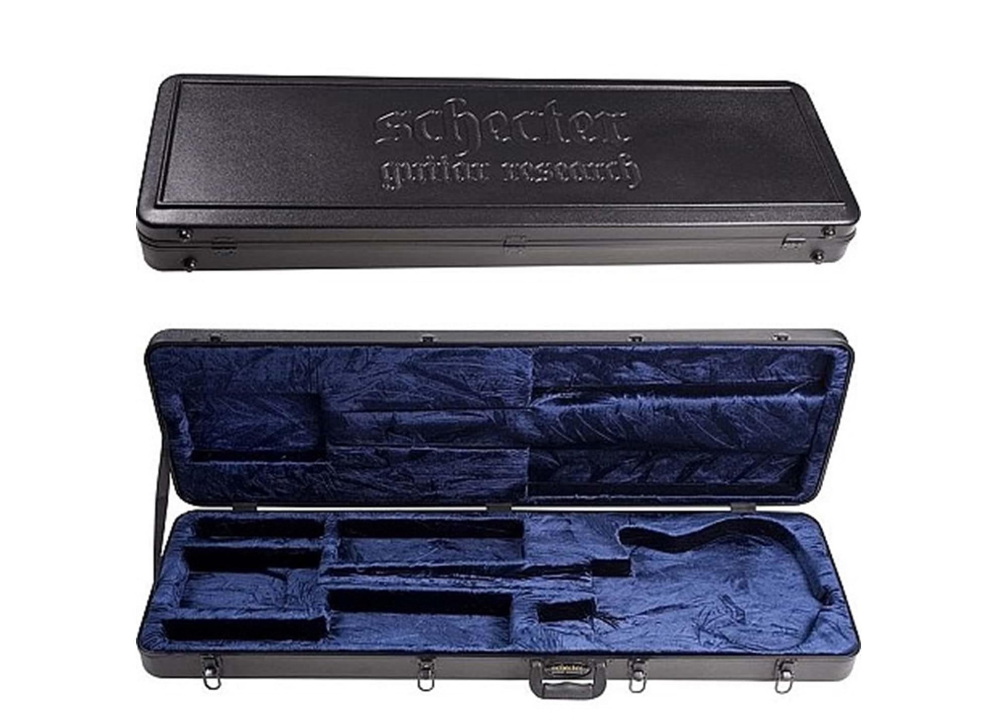 SGR-6B Electric Bass Case (Omen, C-Basses)