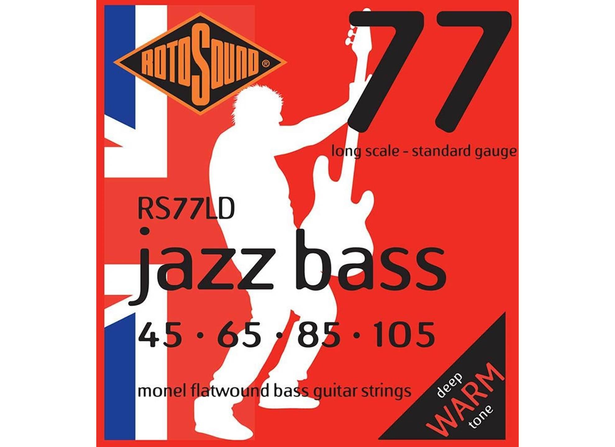 Jazz Bass 77 45-105