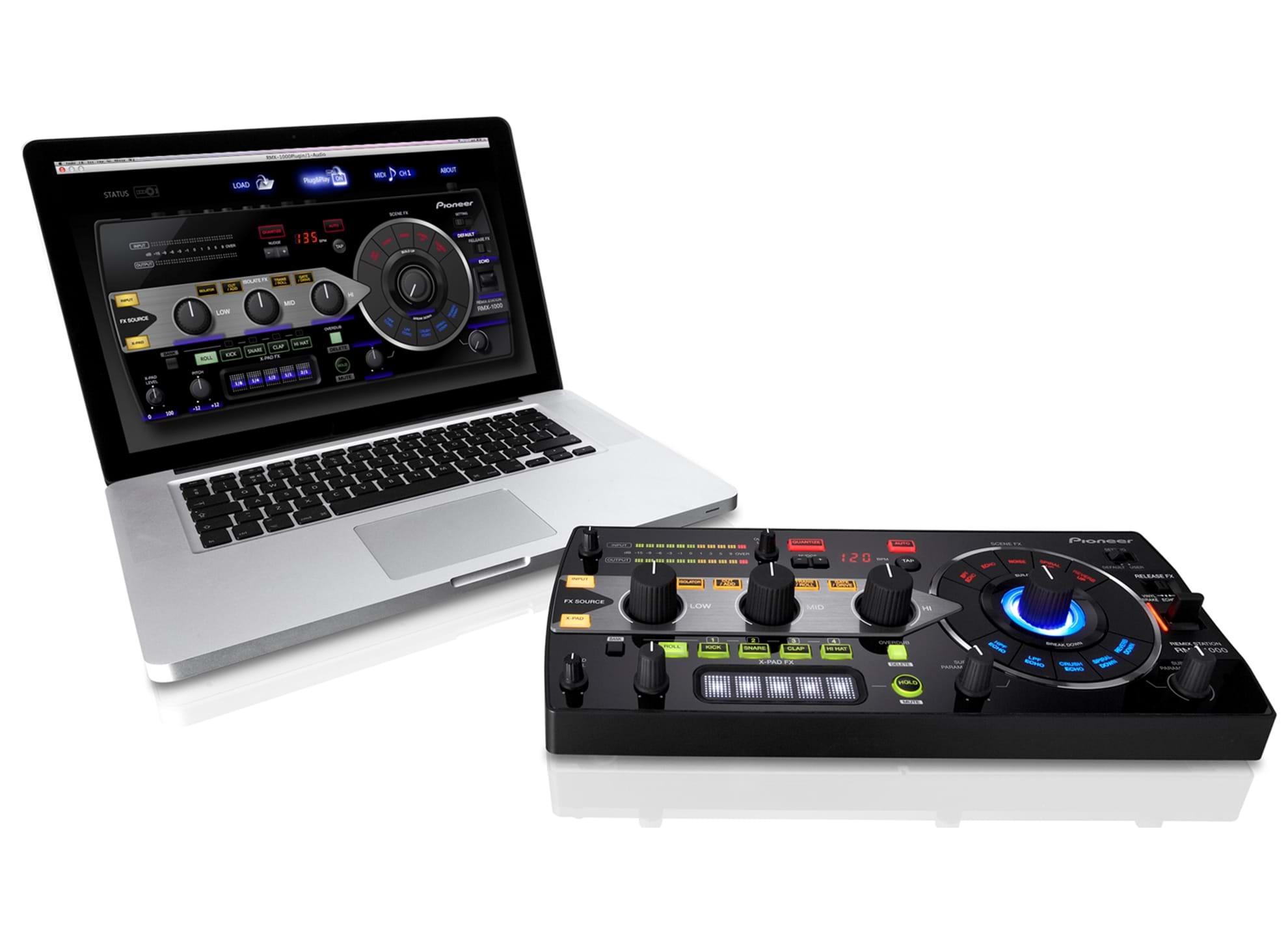 RMX-1000 Remix Station