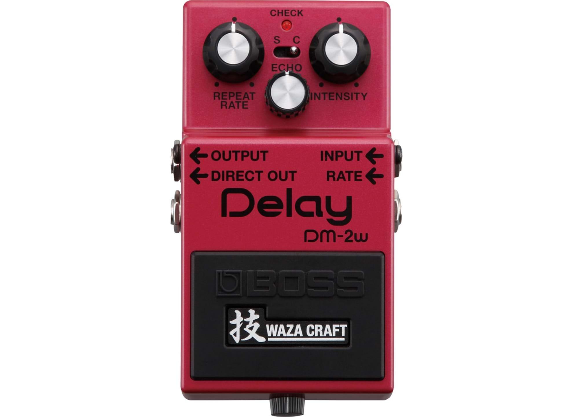 DM-2W Waza Craft Delay