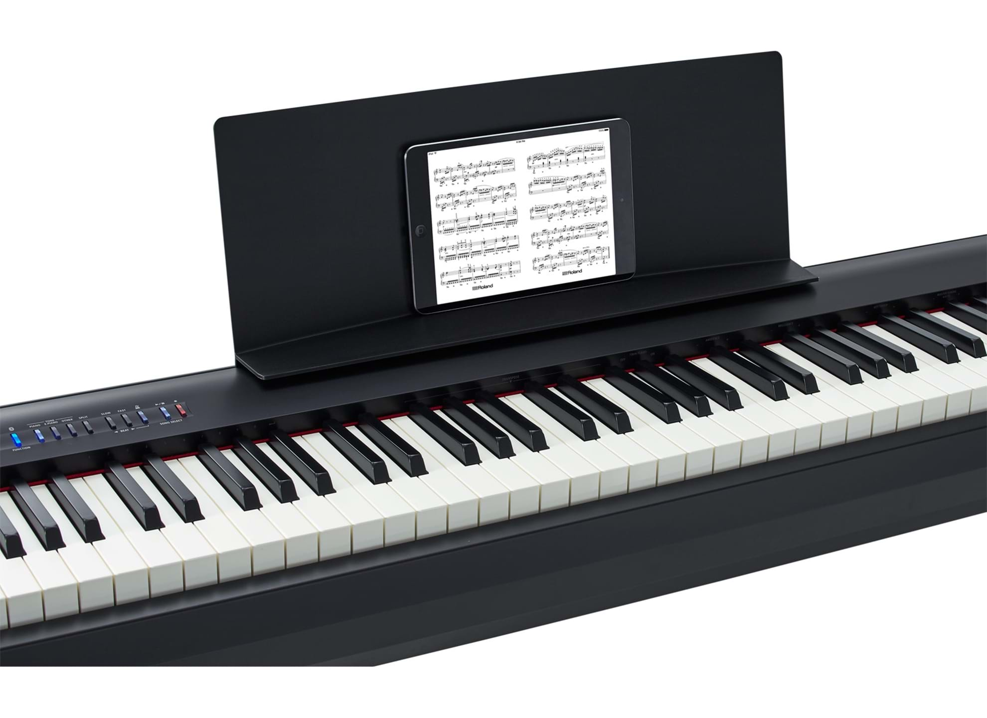 FP-30 Digital Piano Black