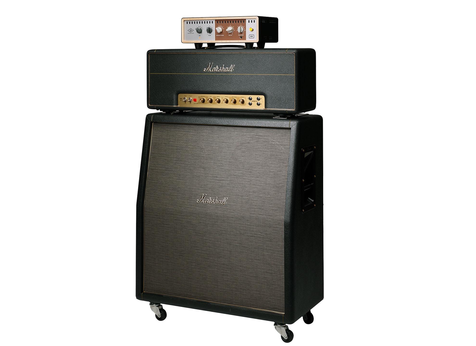 OX Amp Top Box