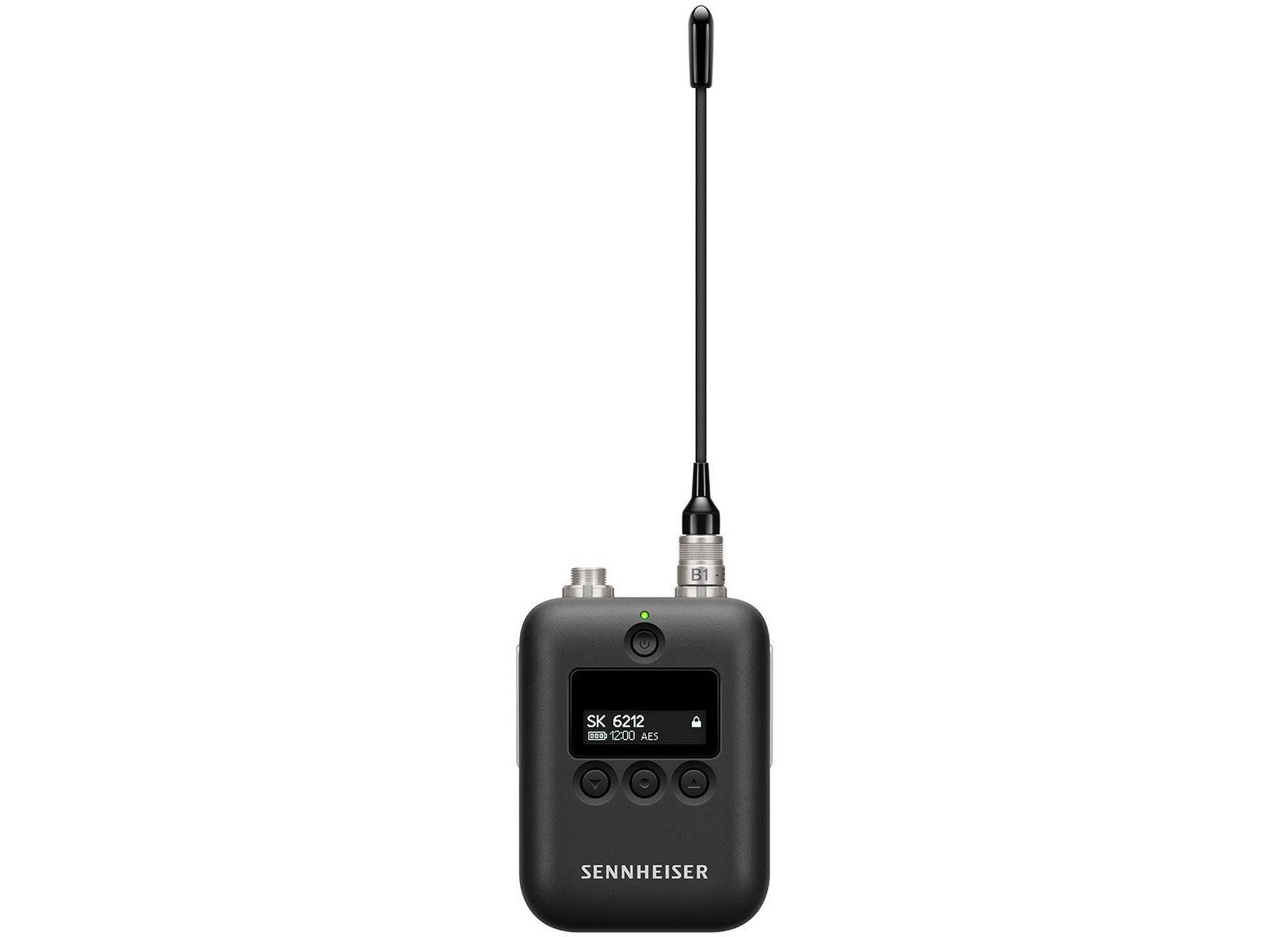 SK 6212 A1–A4 (470.2-558.0 MHz)