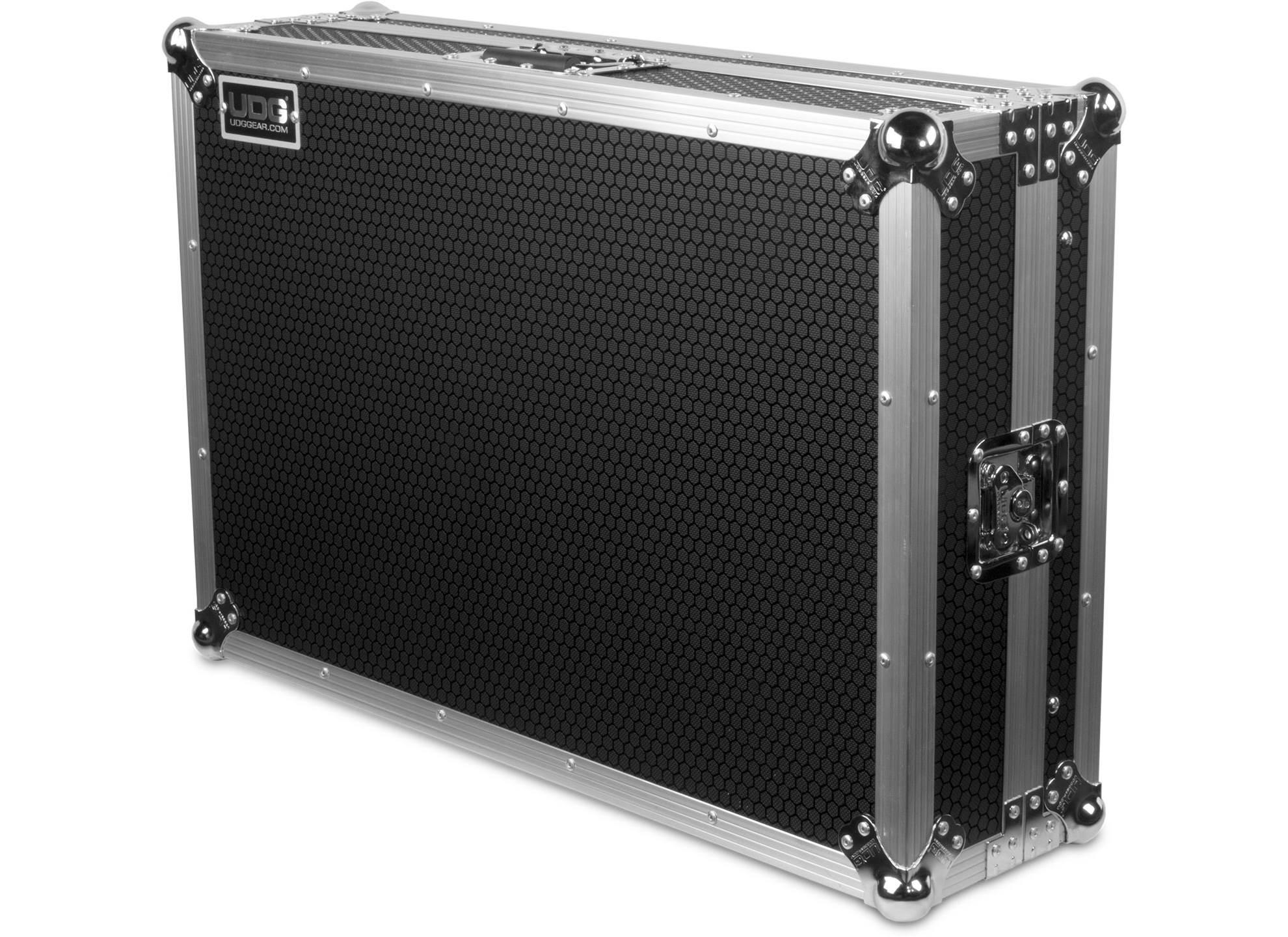 Ultimate Flightcase Multi Format XXL Silver