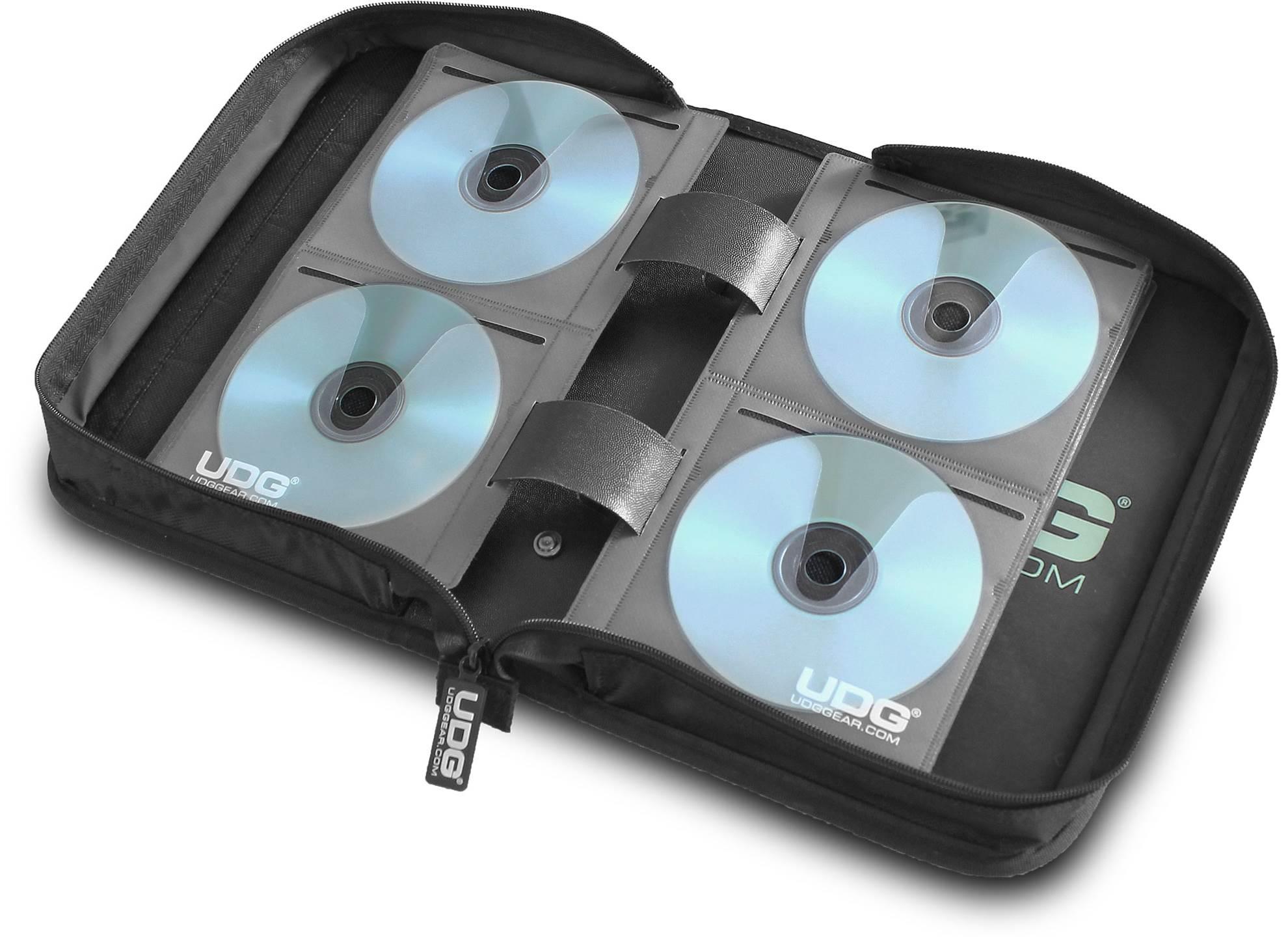 UDG Gear Ultimate CD Wallet 100 Black