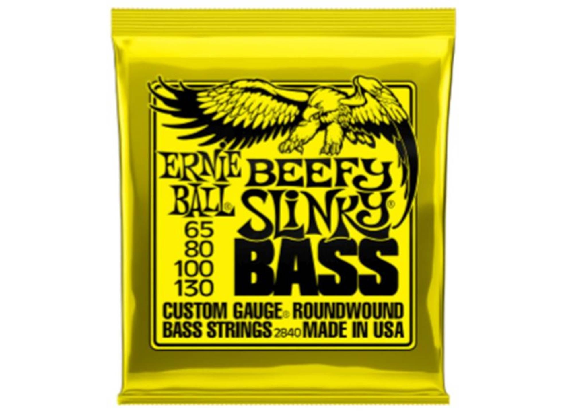 2840 Beefy Slinky Bass 65-130