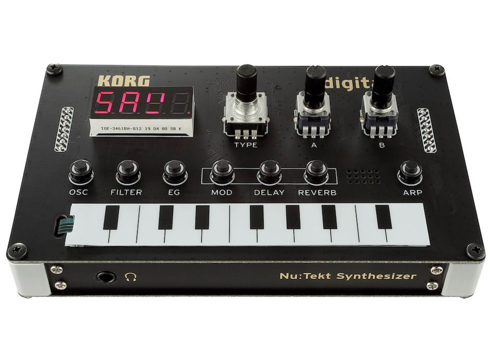 NTS-1 NuTekt Synth DIY kit