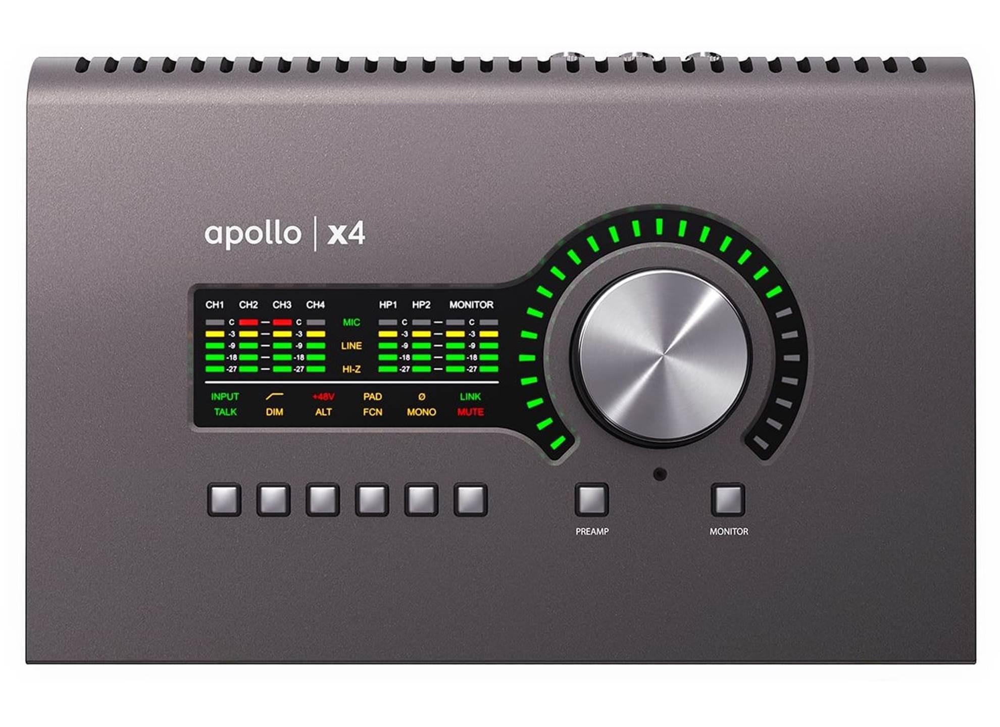 Apollo x4