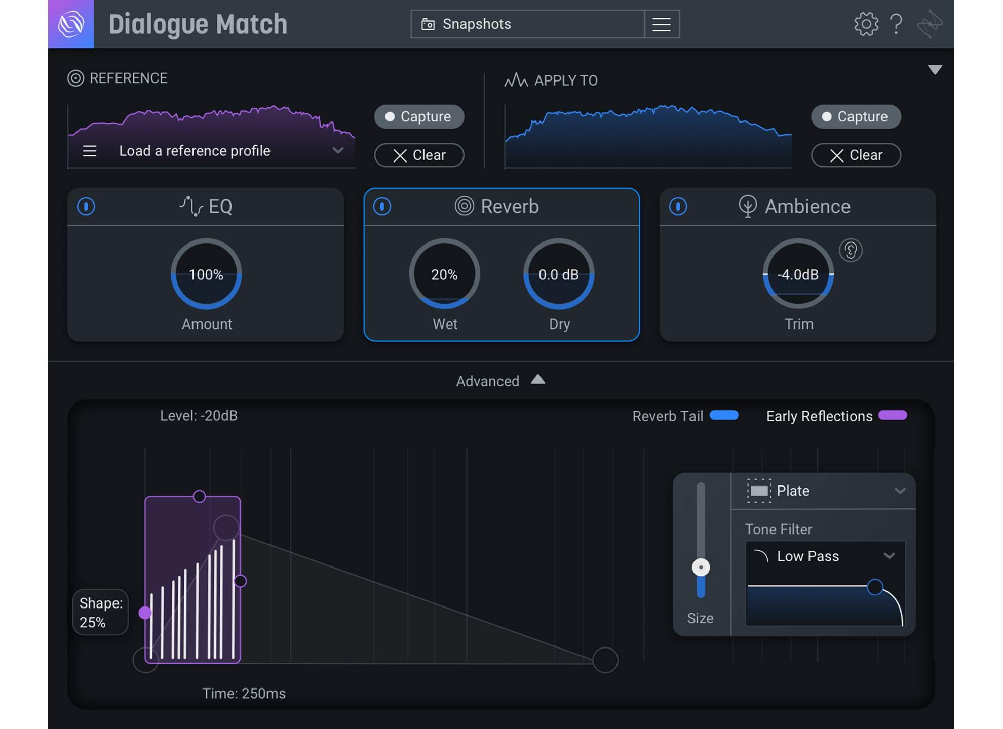 Dialogue Match Crossgrade RX 1-7 Advanced