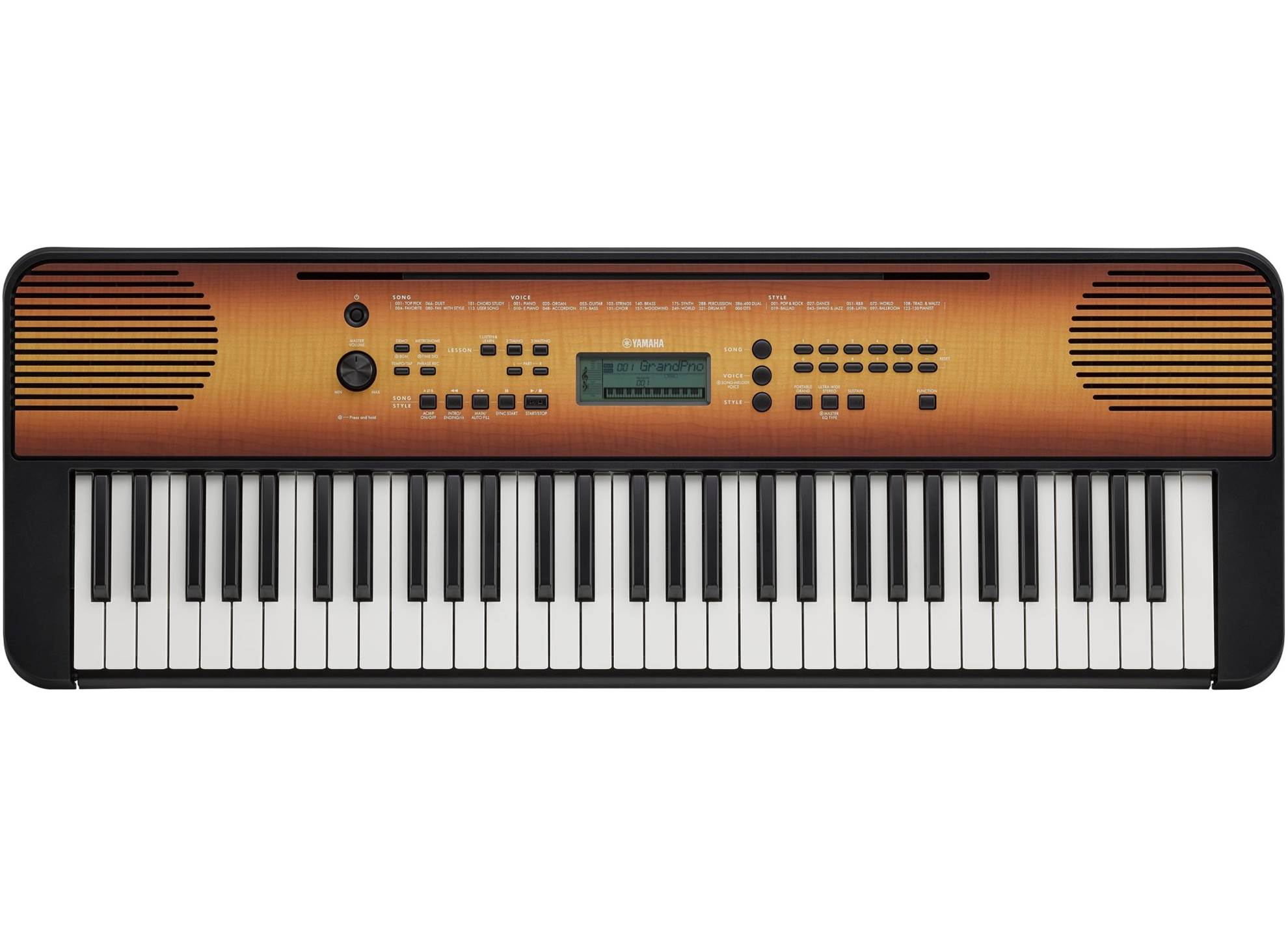 PSR-E360 Maple