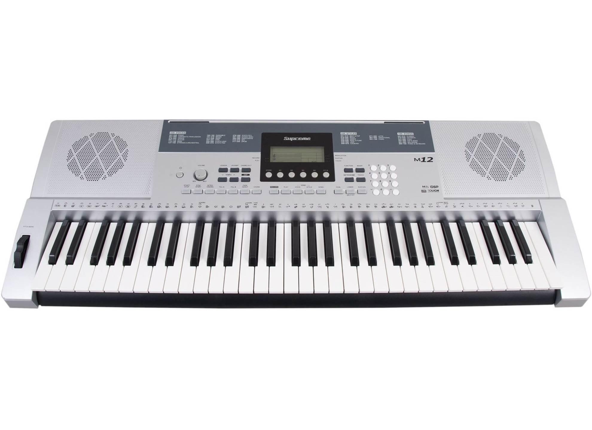 M12 Keyboard