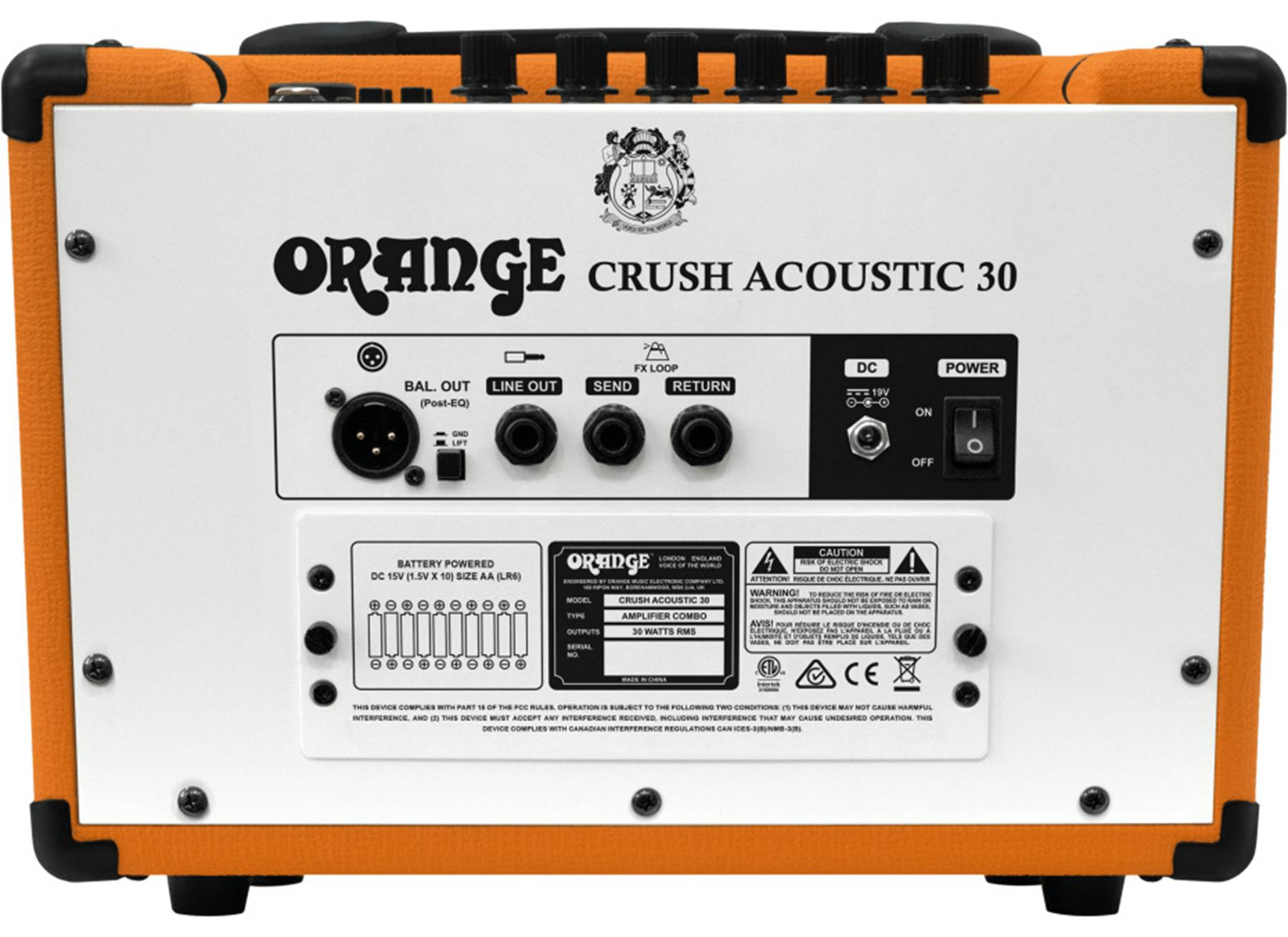 Crush Acoustic 30