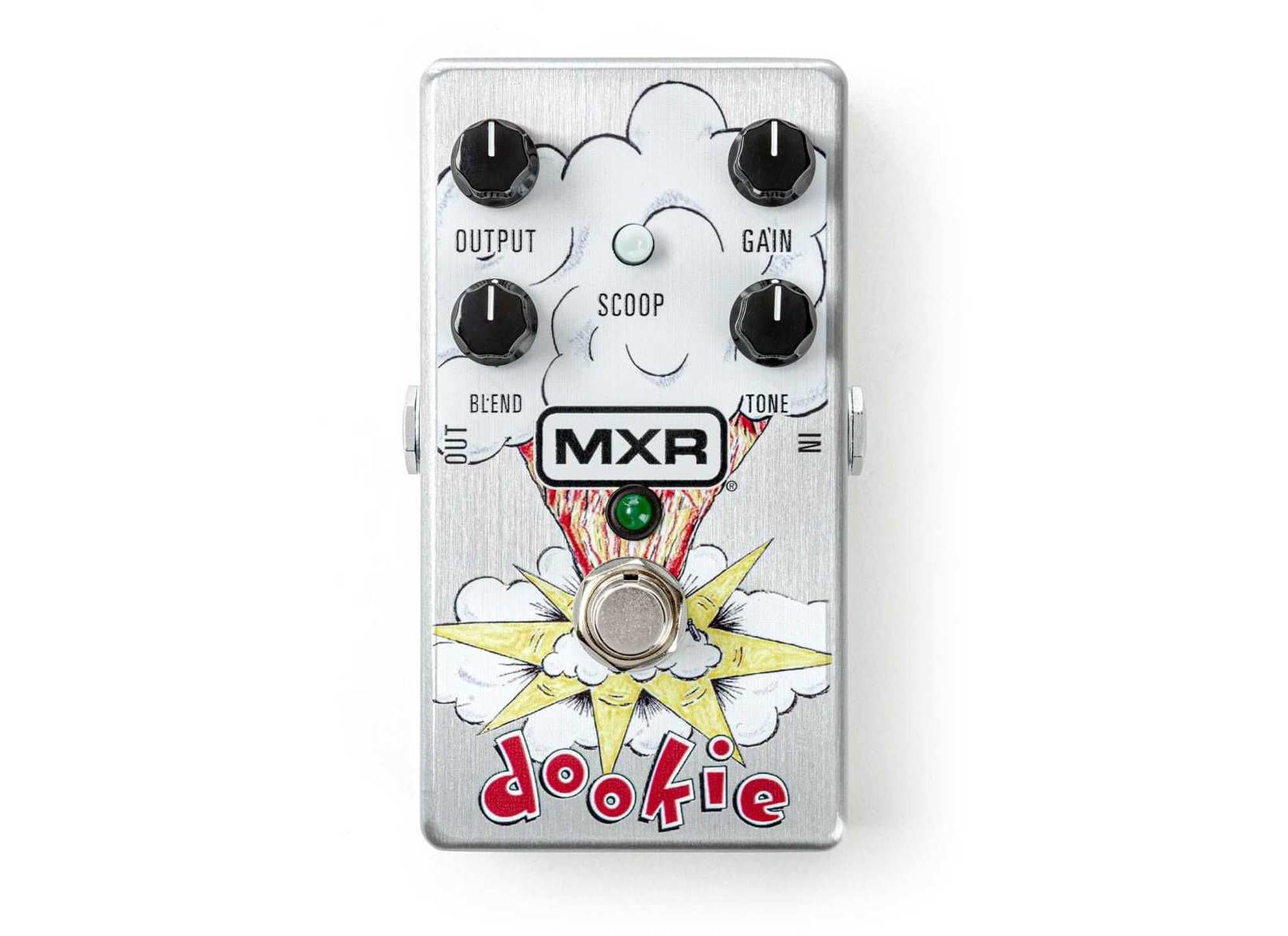 Dookie Drive Pedal V2