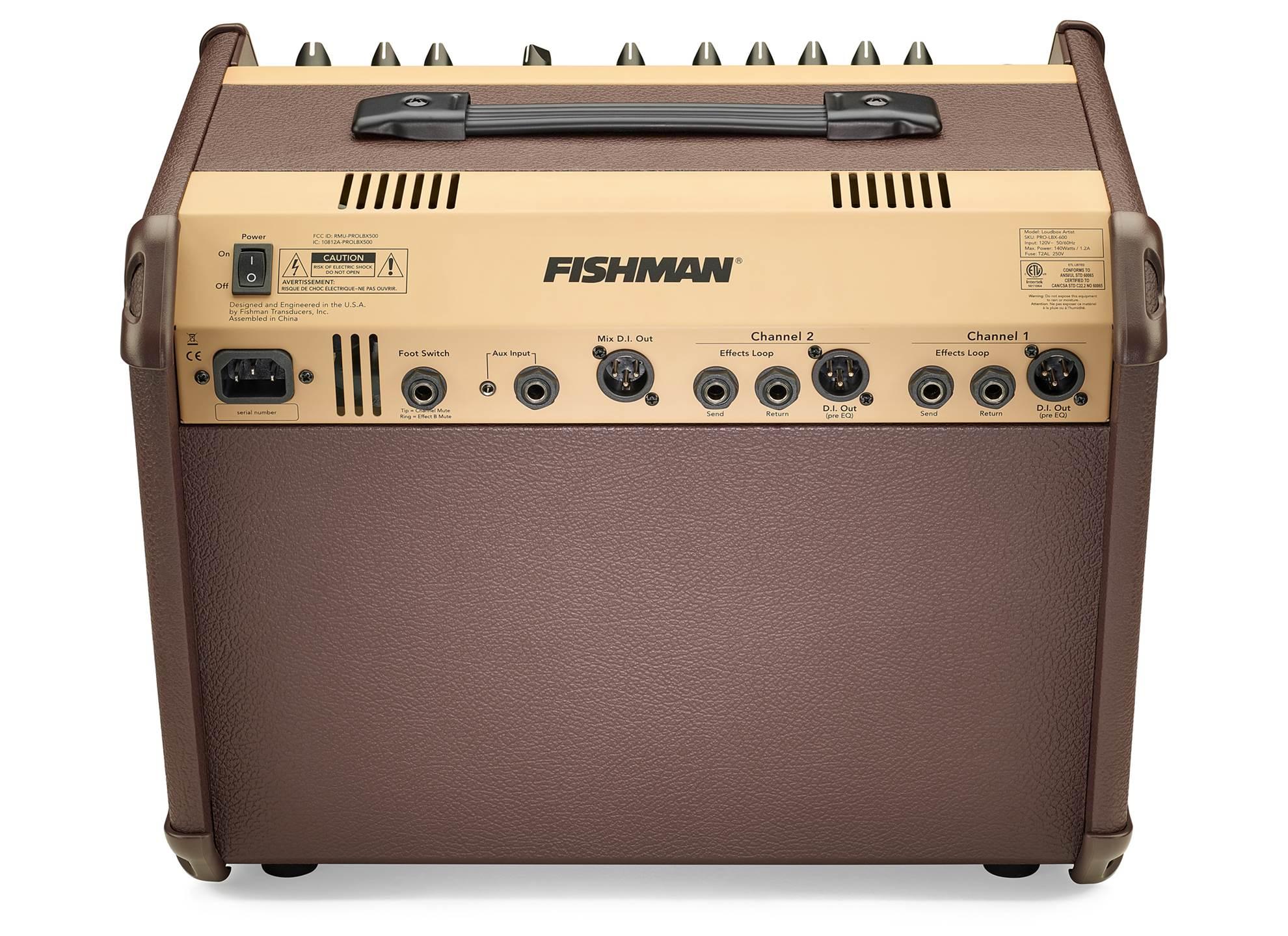 Loudbox Artist med Bluetooth