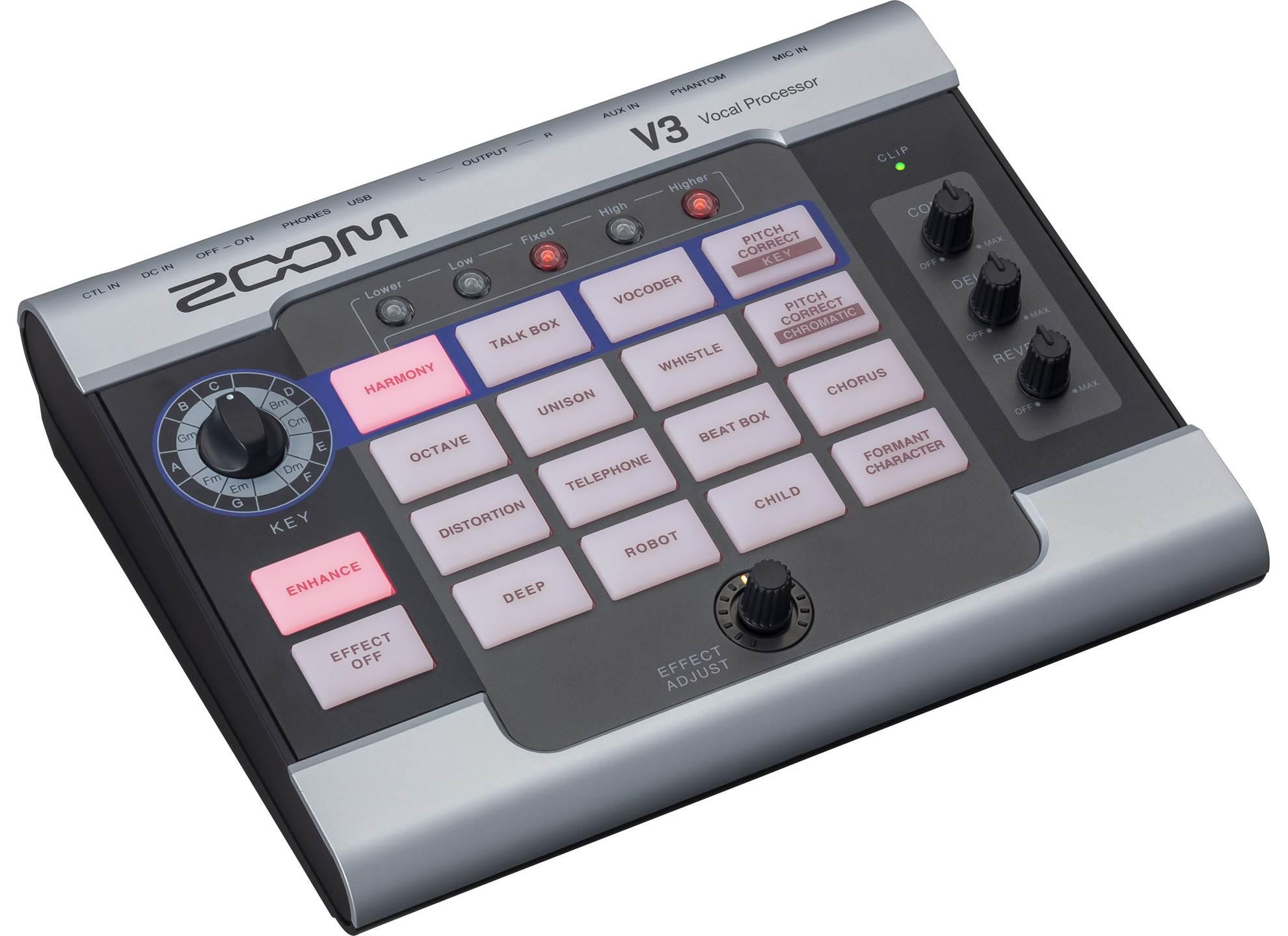 V3 Vocal Processor