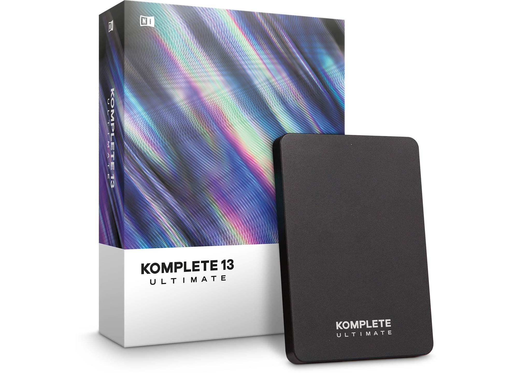 Komplete 13 Ultimate Upgrade K8-13