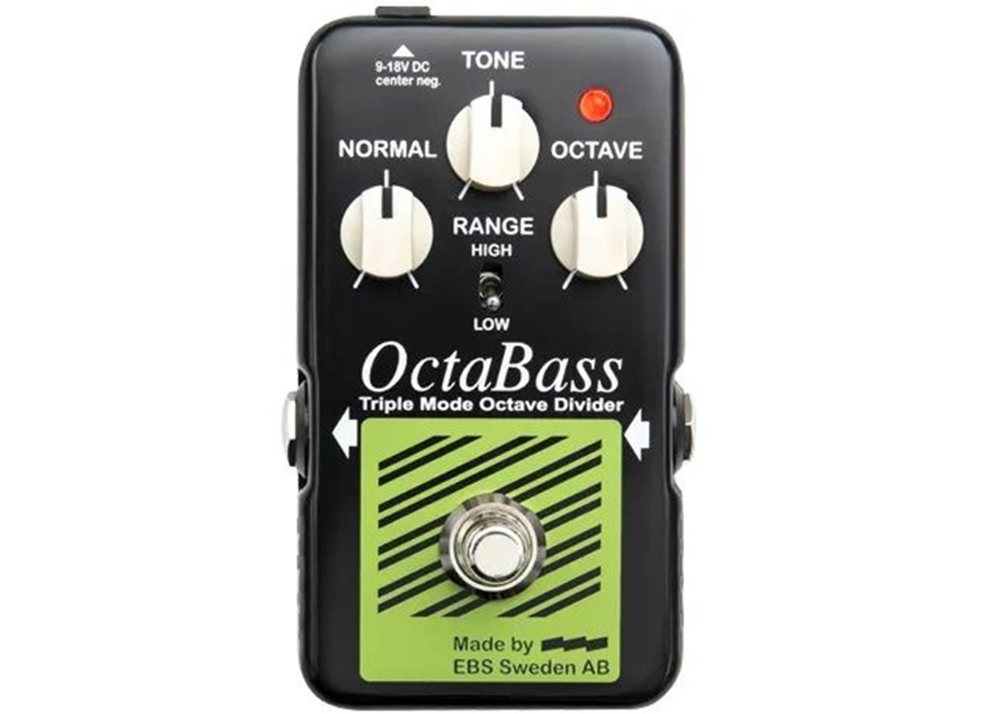 Octa Bass Blue Label