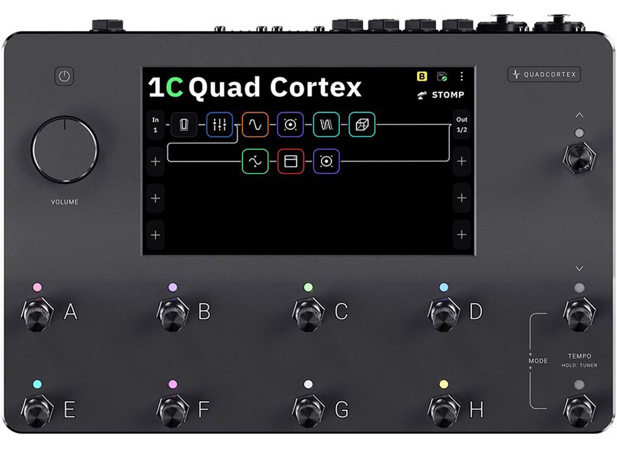 Quad Cortex