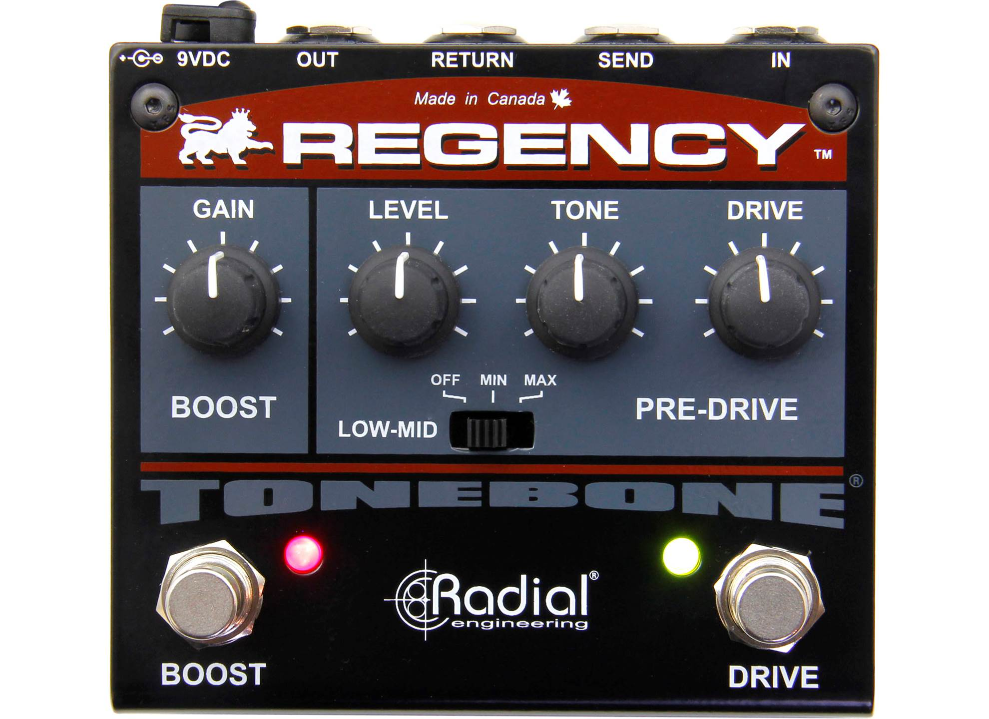 Tonebone Regency