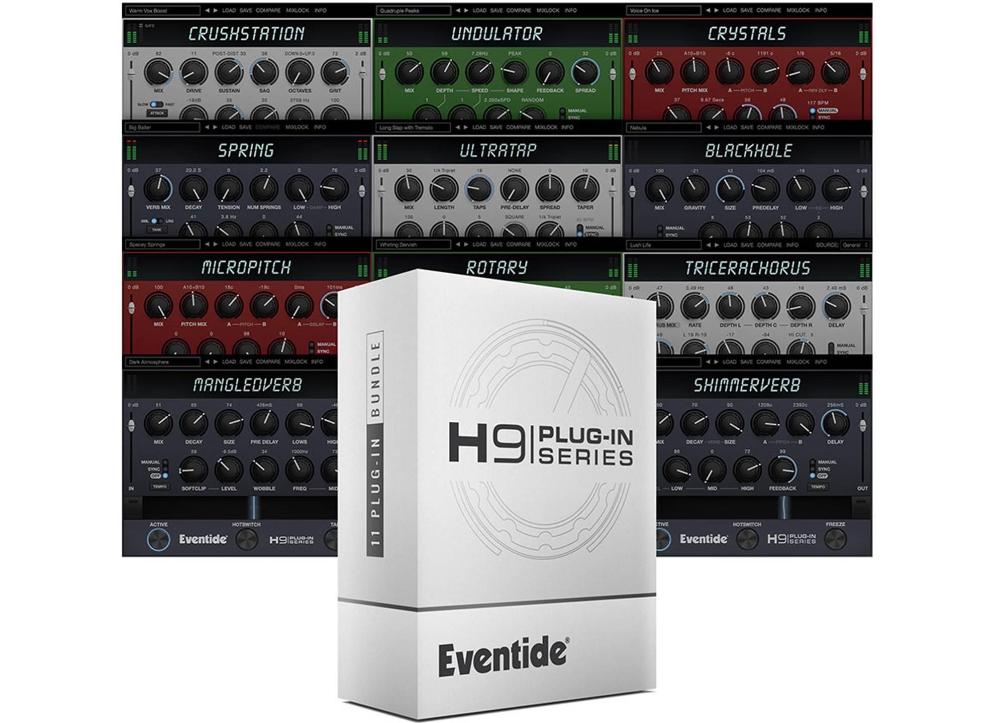 H9 Series Plugin Bundle