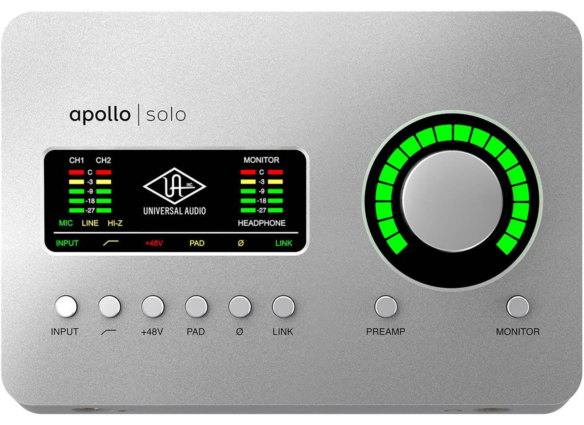 Apollo Solo Heritage Edition