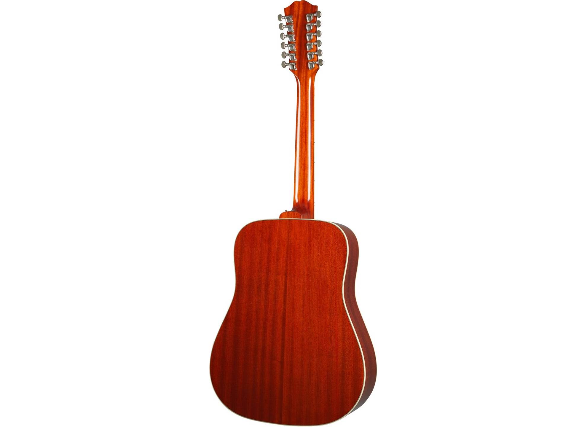 Hummingbird 12 Aged Cherry Sunburst Gloss
