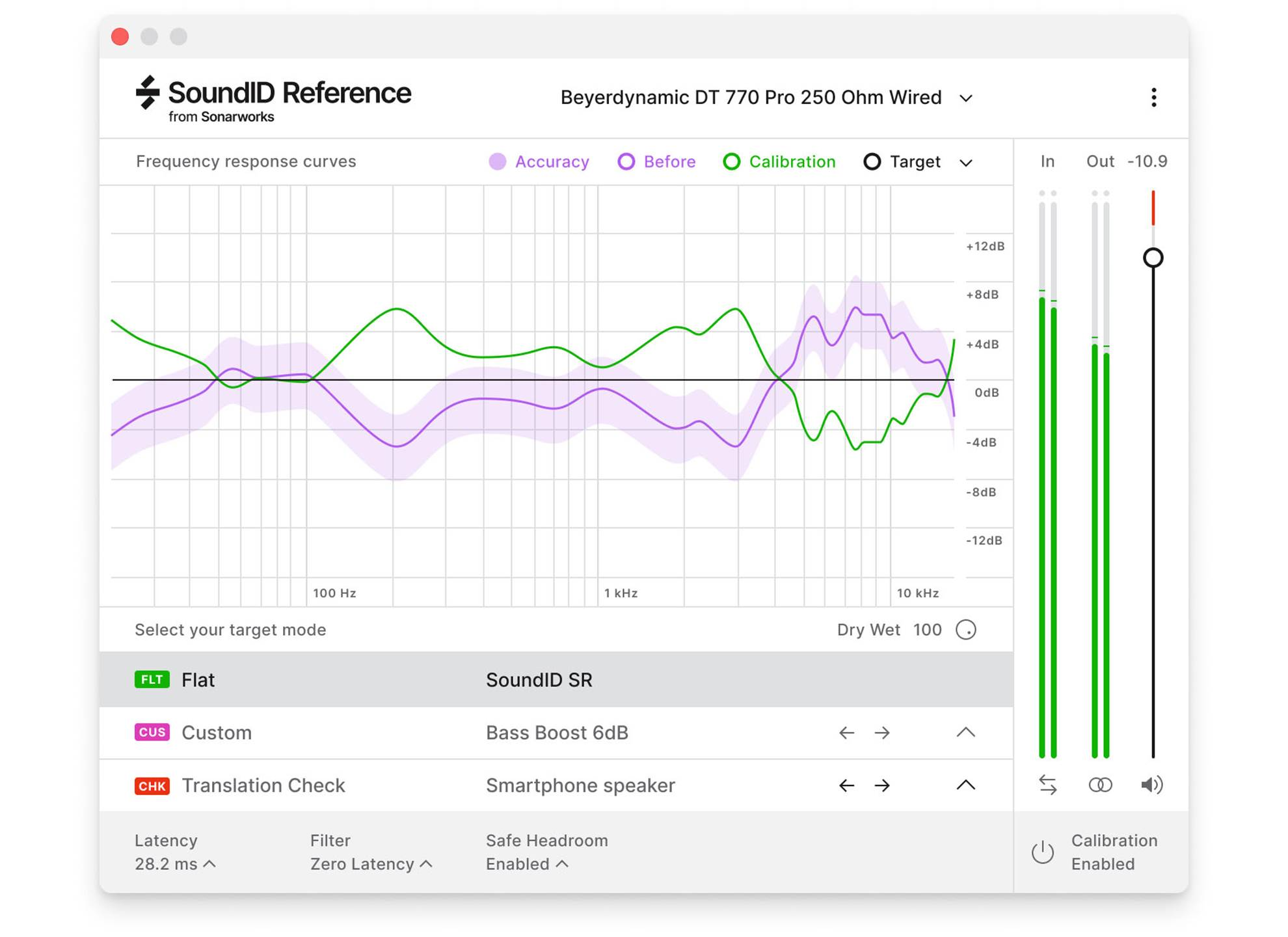 SoundID Reference Headphones