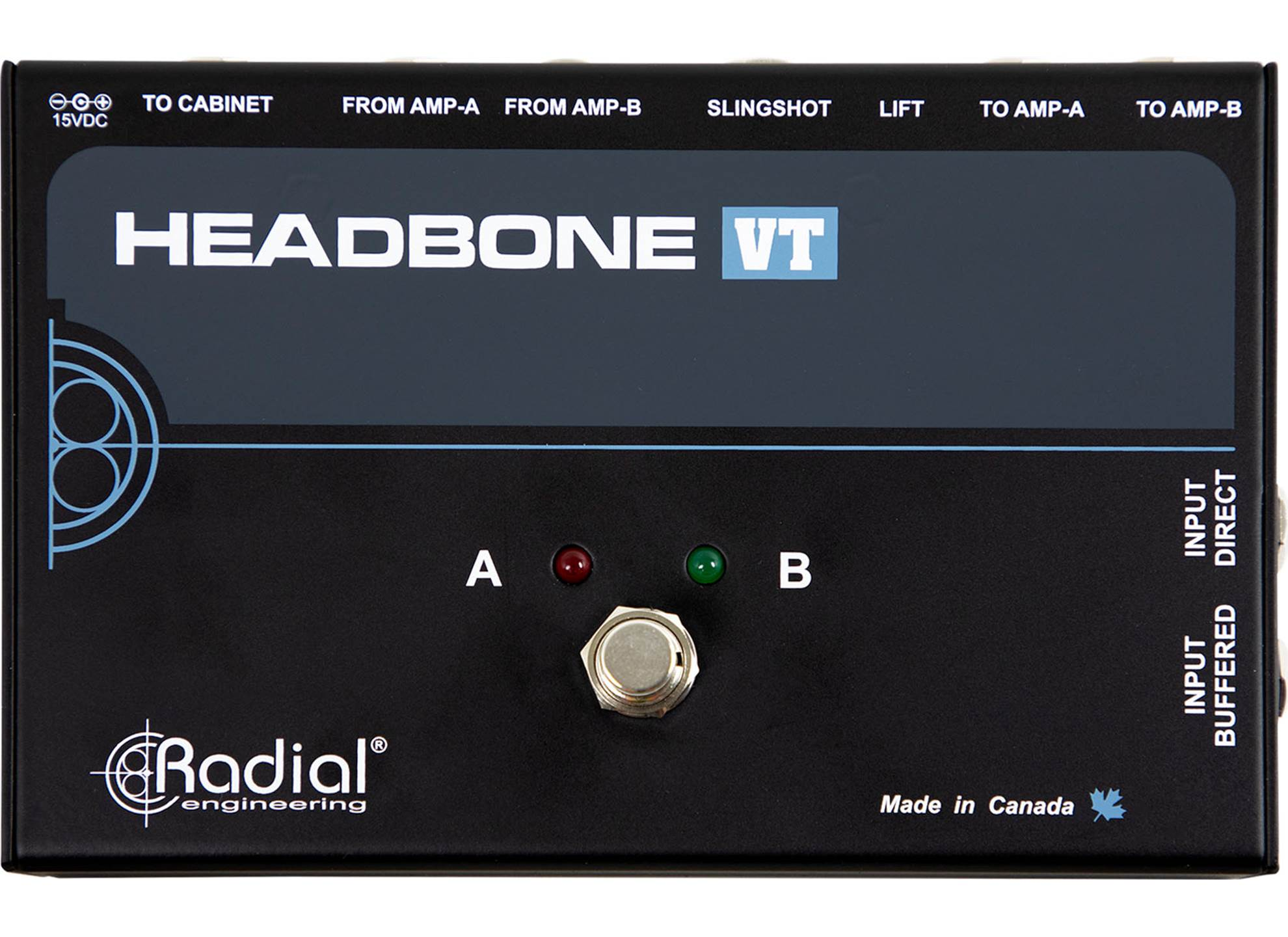Tonebone Headbone VT