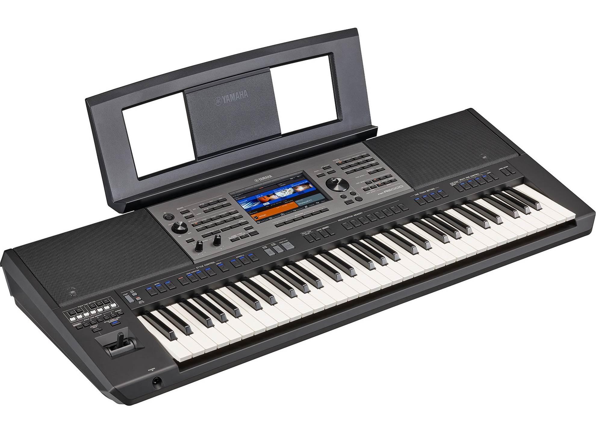 PSR-A5000 Oriental