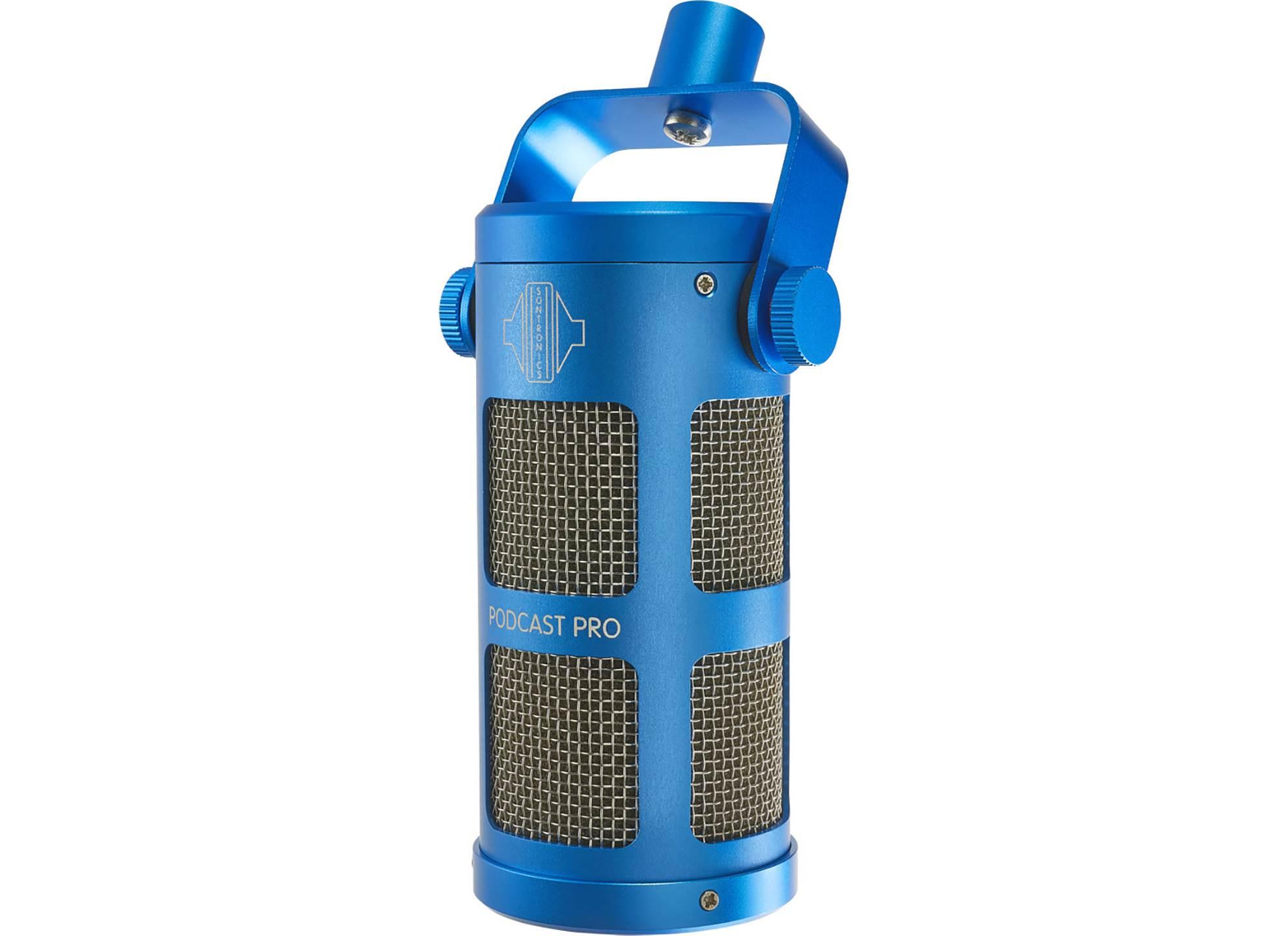 Podcast Pro Blue