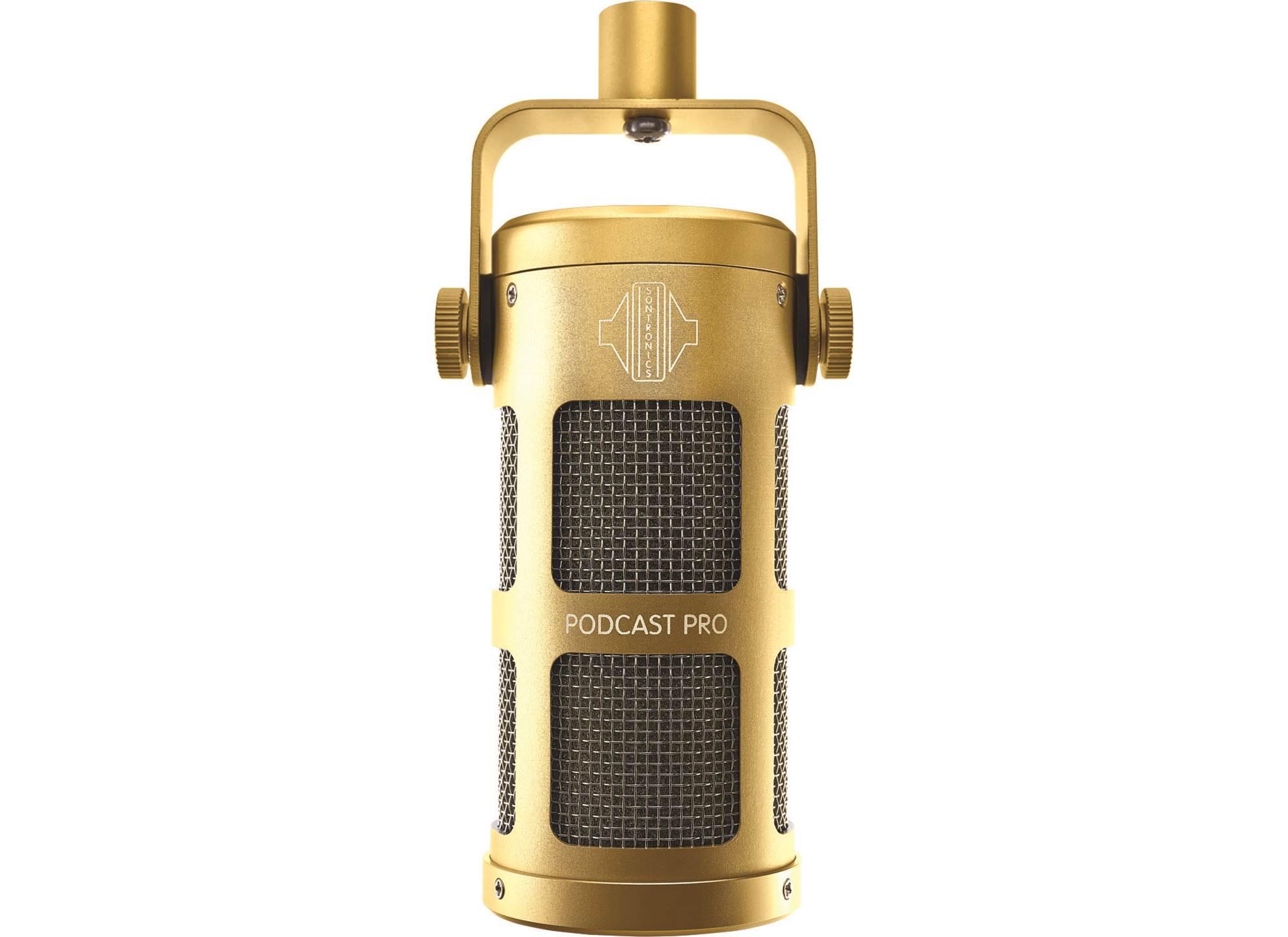 Podcast Pro Gold