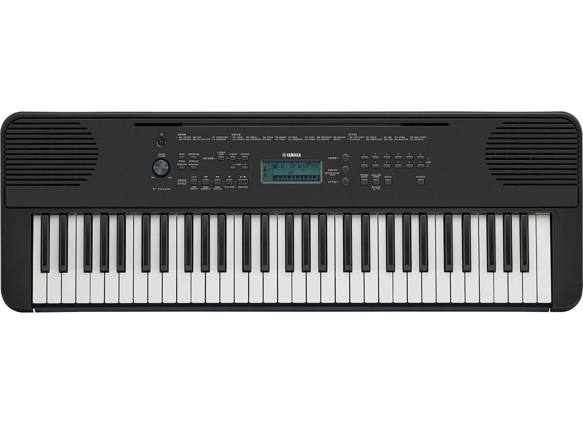 PSR-E360 Black