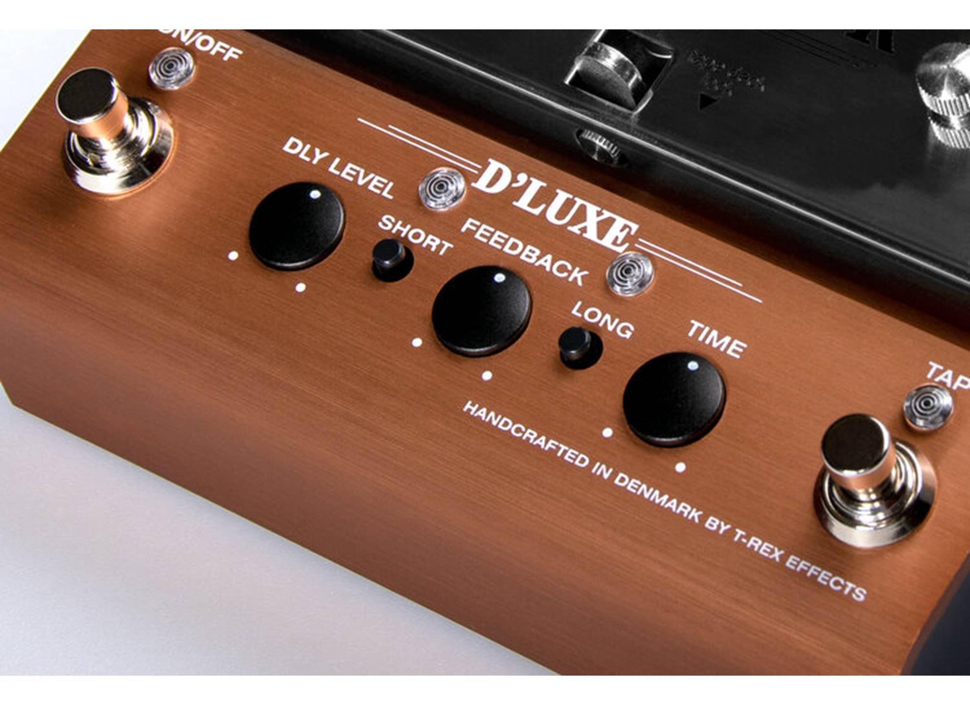 Replicator D'Luxe Tape Echo